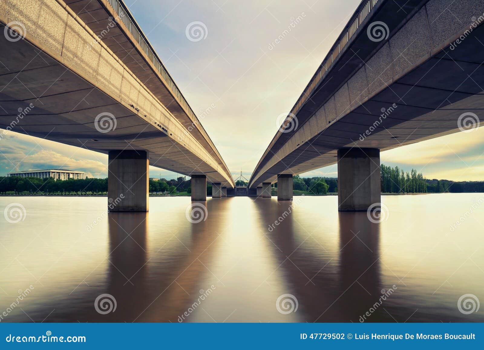Canberra et 2 ponts