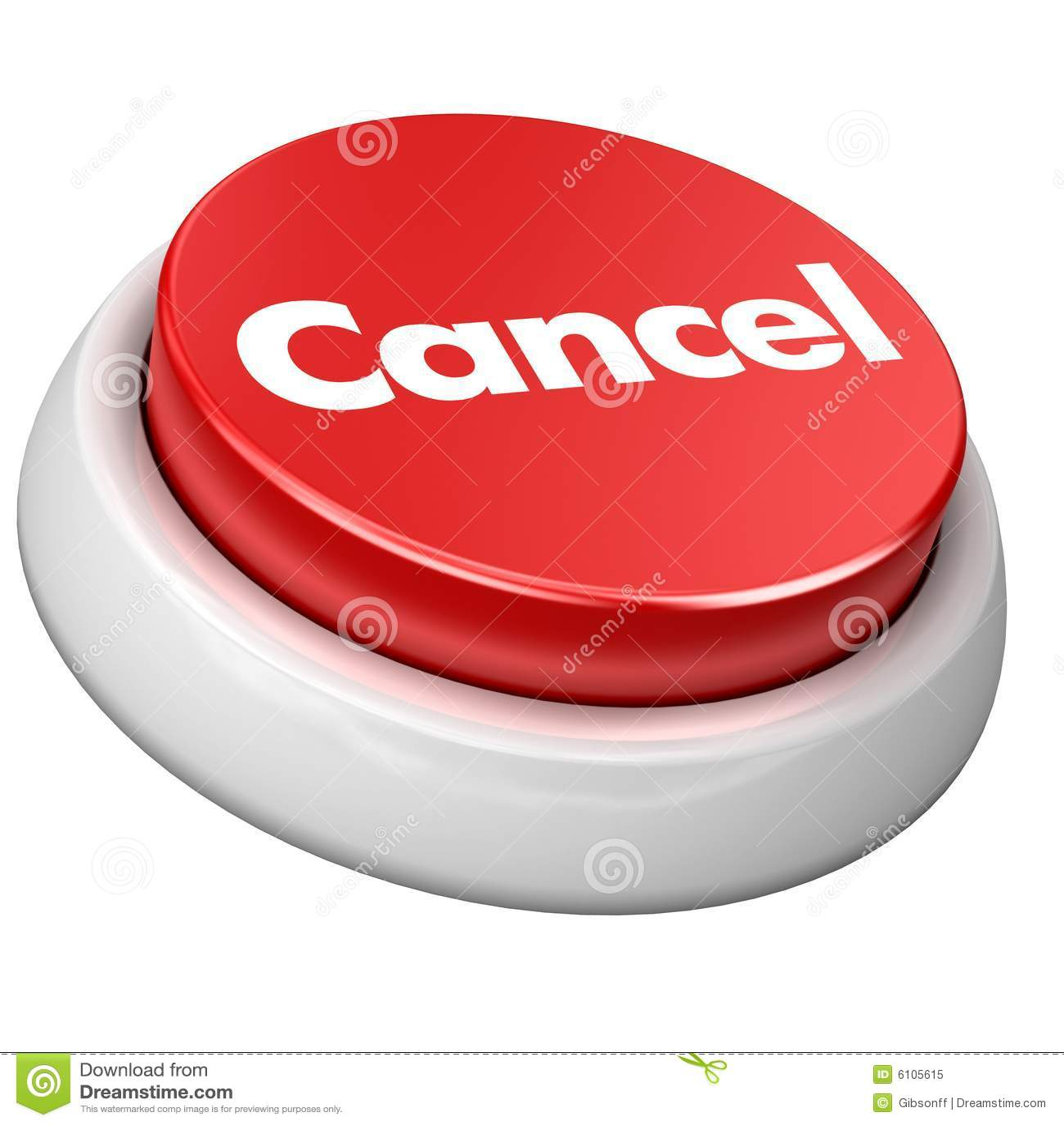 Cancel кнопки