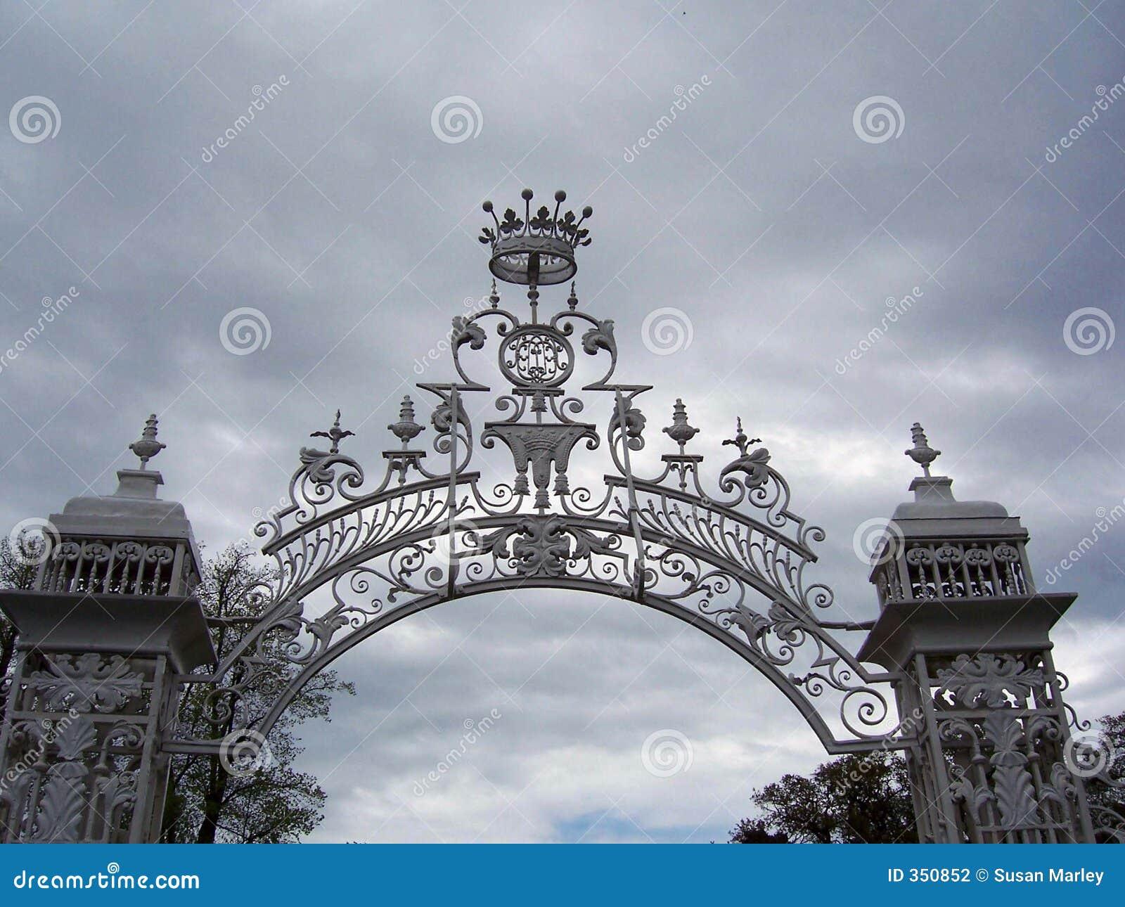 Cancelli ornamentali