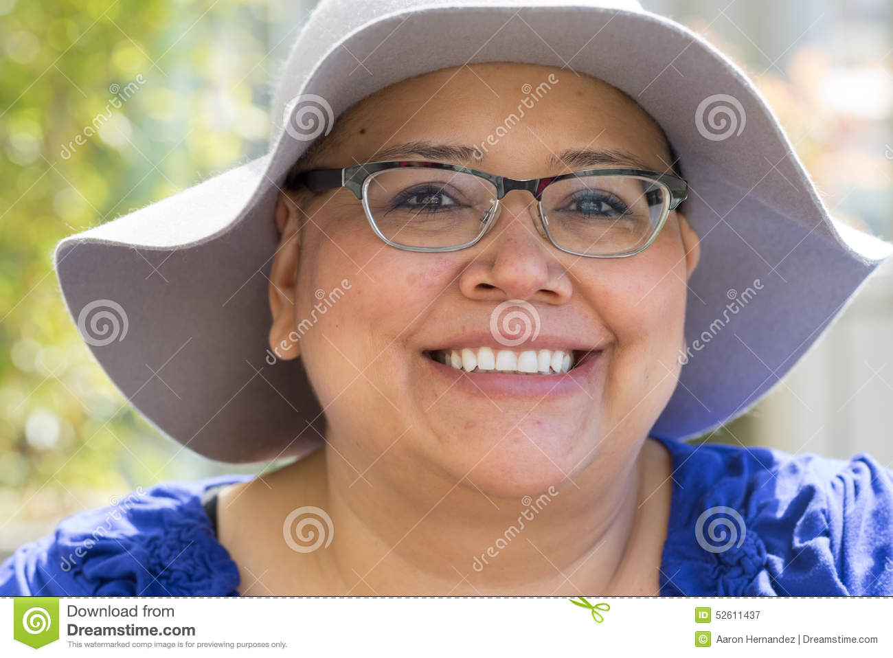 f995c9e9b36 Cancer Patient Wears Hat For Sun Protection Stock Image - Image of ...
