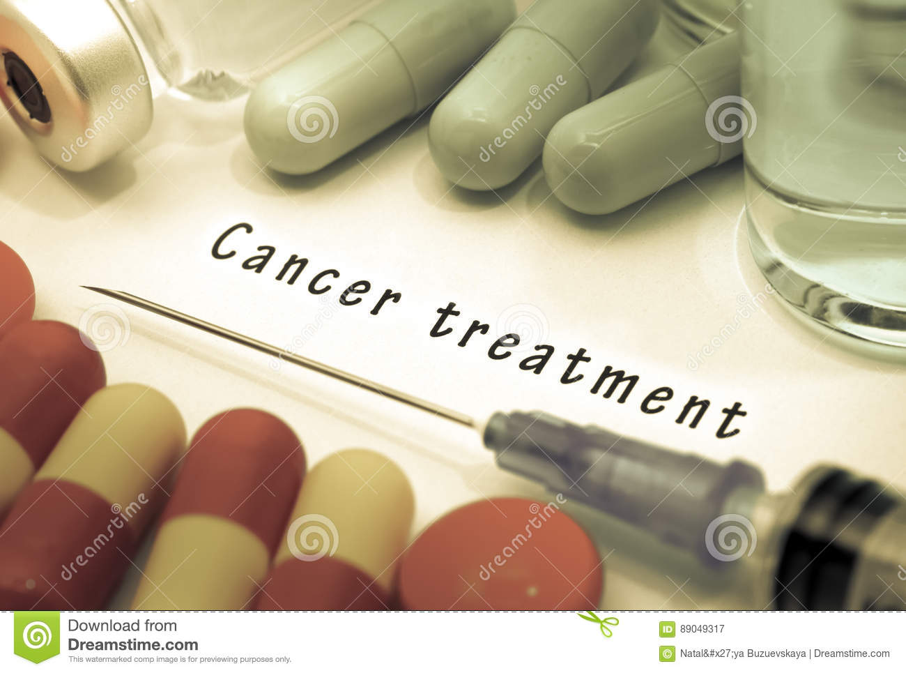a paper on available treatments of cancer Diagnosis and staging of cancer write a paper  more than three complications of cancer are identified with a comprehensive discussion of available treatments,.