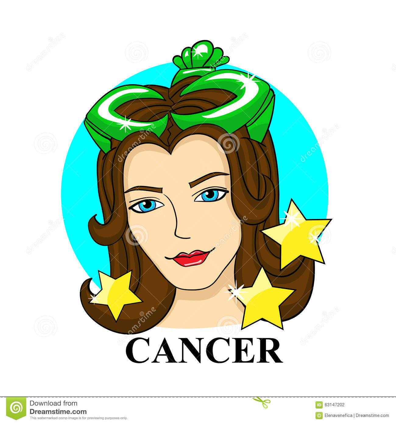 Cancer zodiac sign astrological symbol stock vector cancer zodiac sign astrological symbol biocorpaavc Gallery