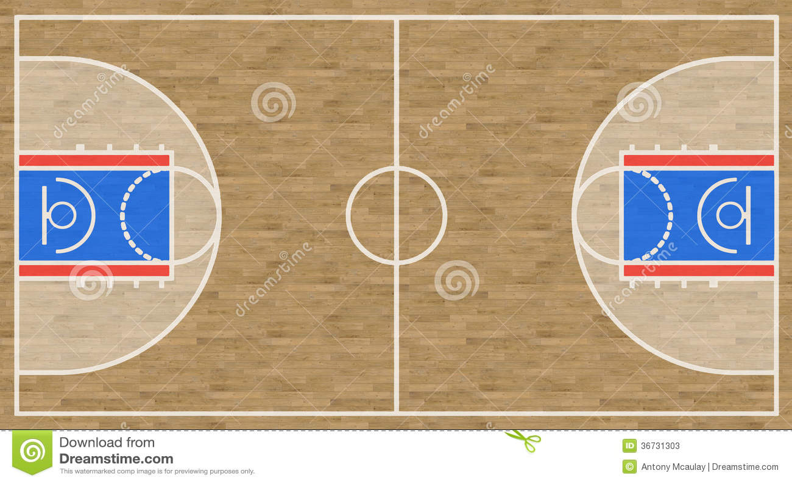 Cancha de básquet