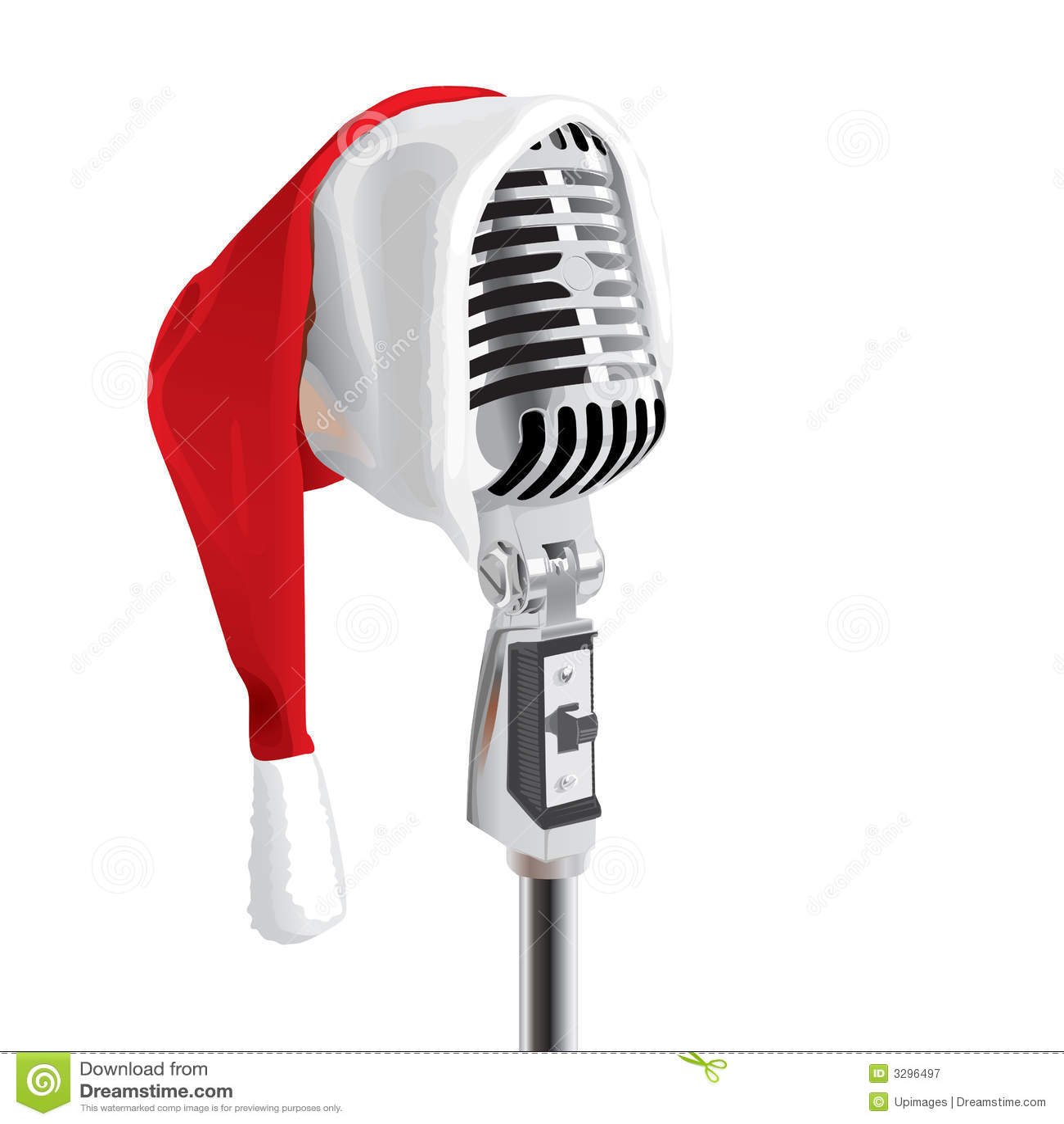 Canción de la Navidad (vector)