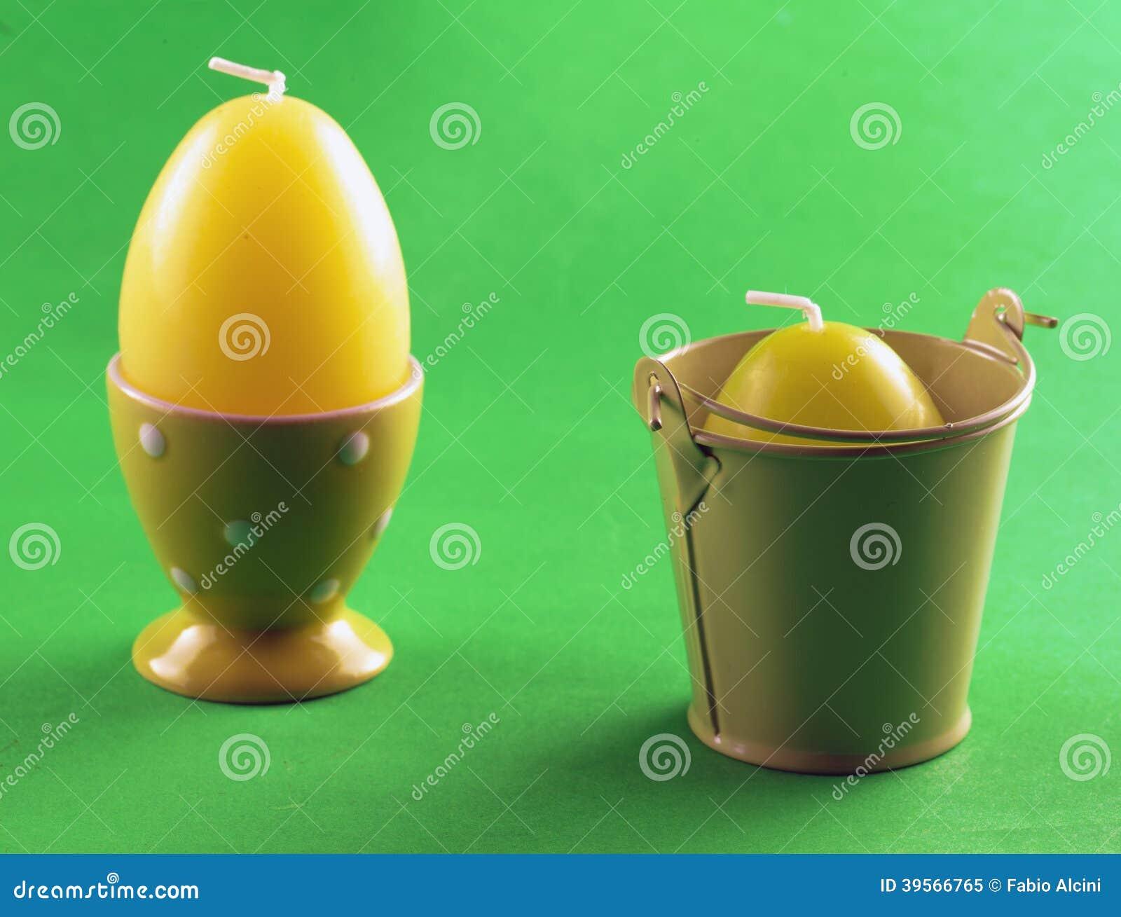 Candele dell uovo
