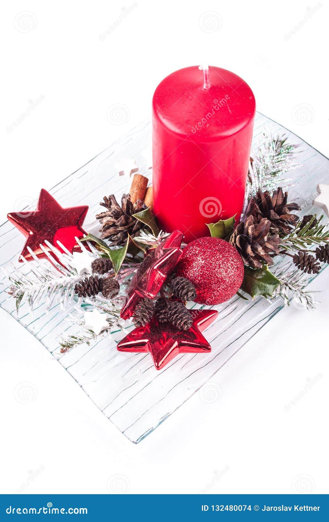 Candelero de la Navidad