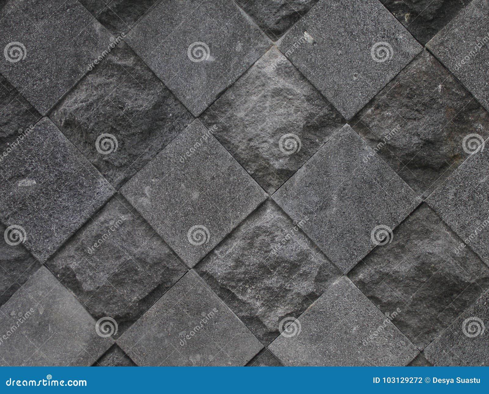 Candi Diagonal Grey Stone