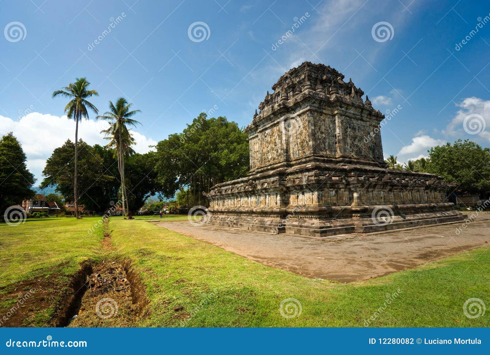 Yogyakarta Indonesia  city photos : Candi Mendut, Yogyakarta, Indonesia. Stock Photography Image ...
