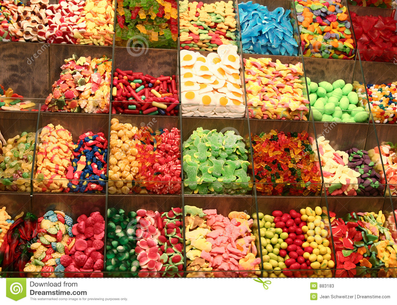 Candies Stock Photos - Image: 883183