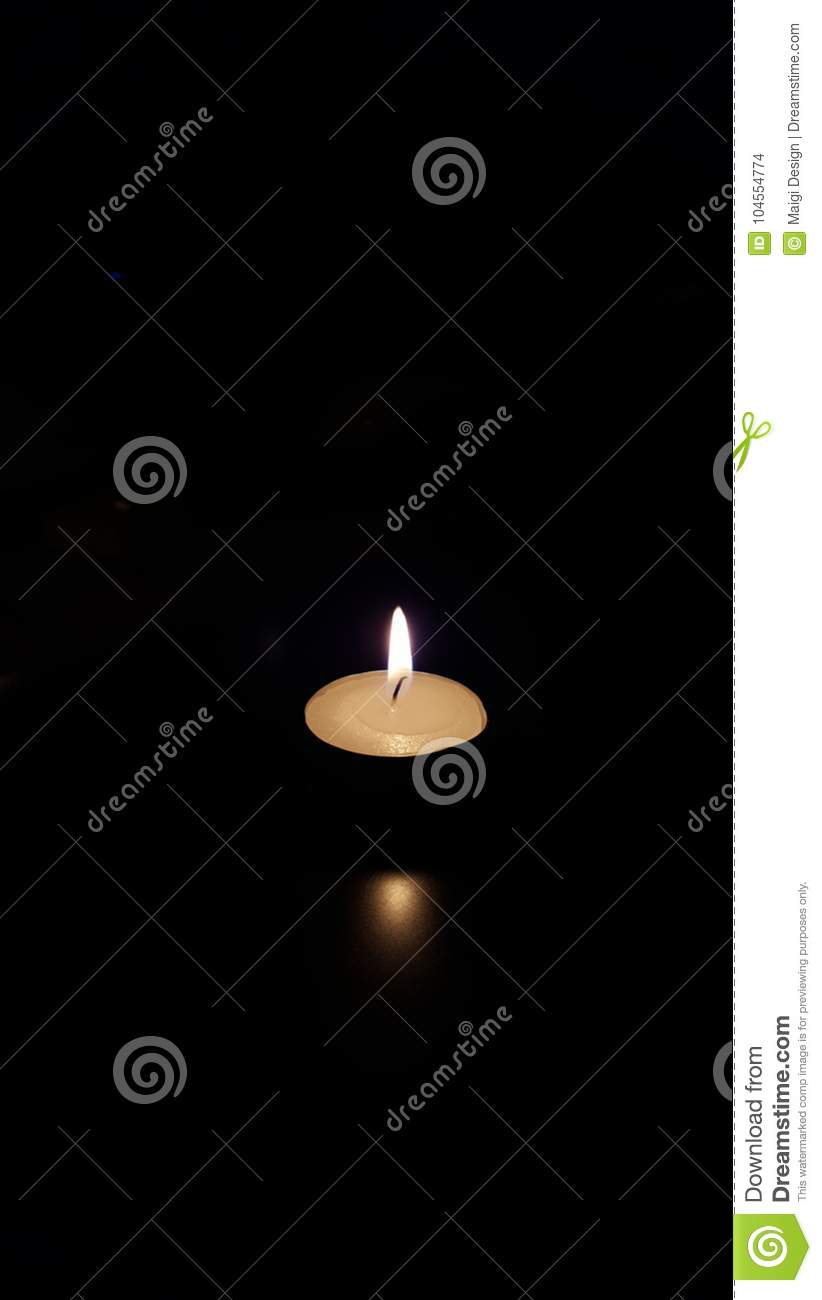 Download Candle stock photo. Image of burning, sorrow, candle - 104554774