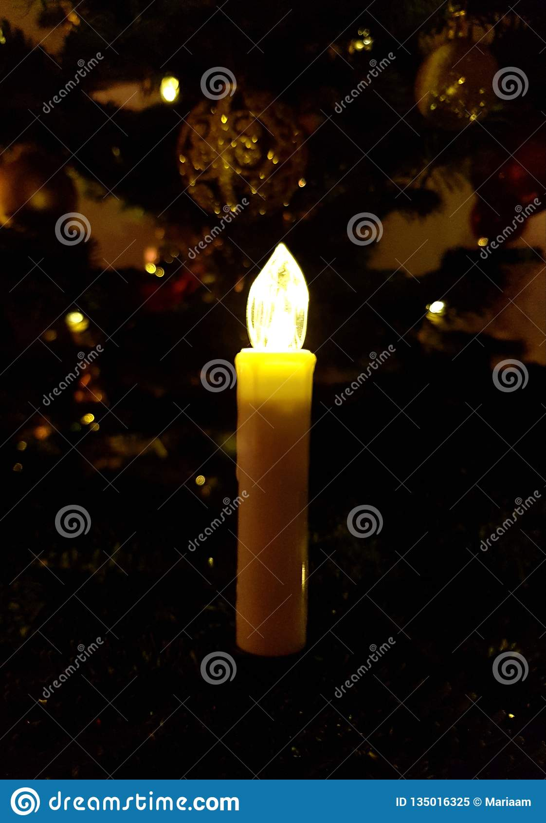 Candle Light Dark Stock Images - Download 47,607 Royalty ...