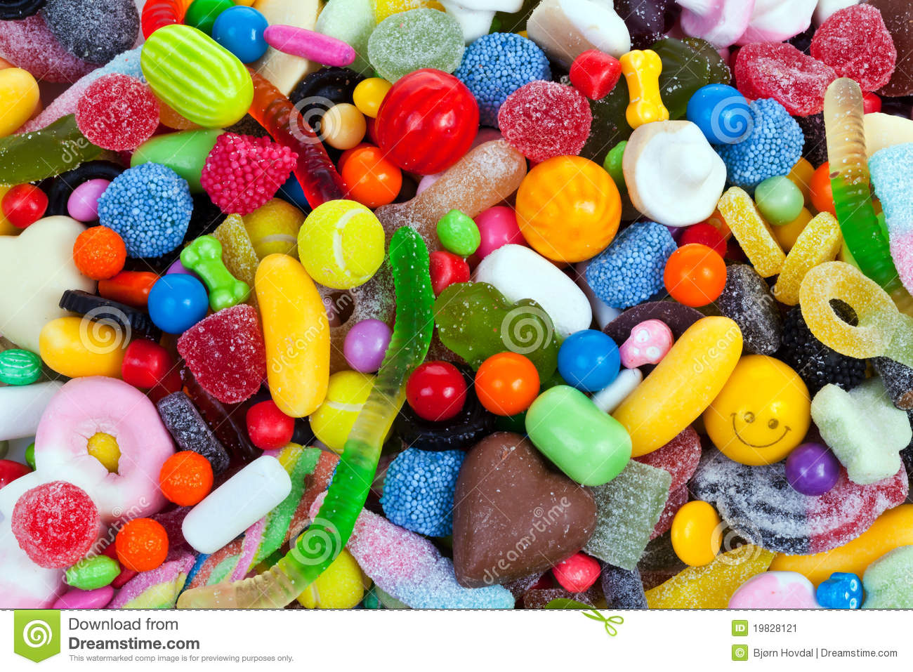 Candy Stock Image  Candy