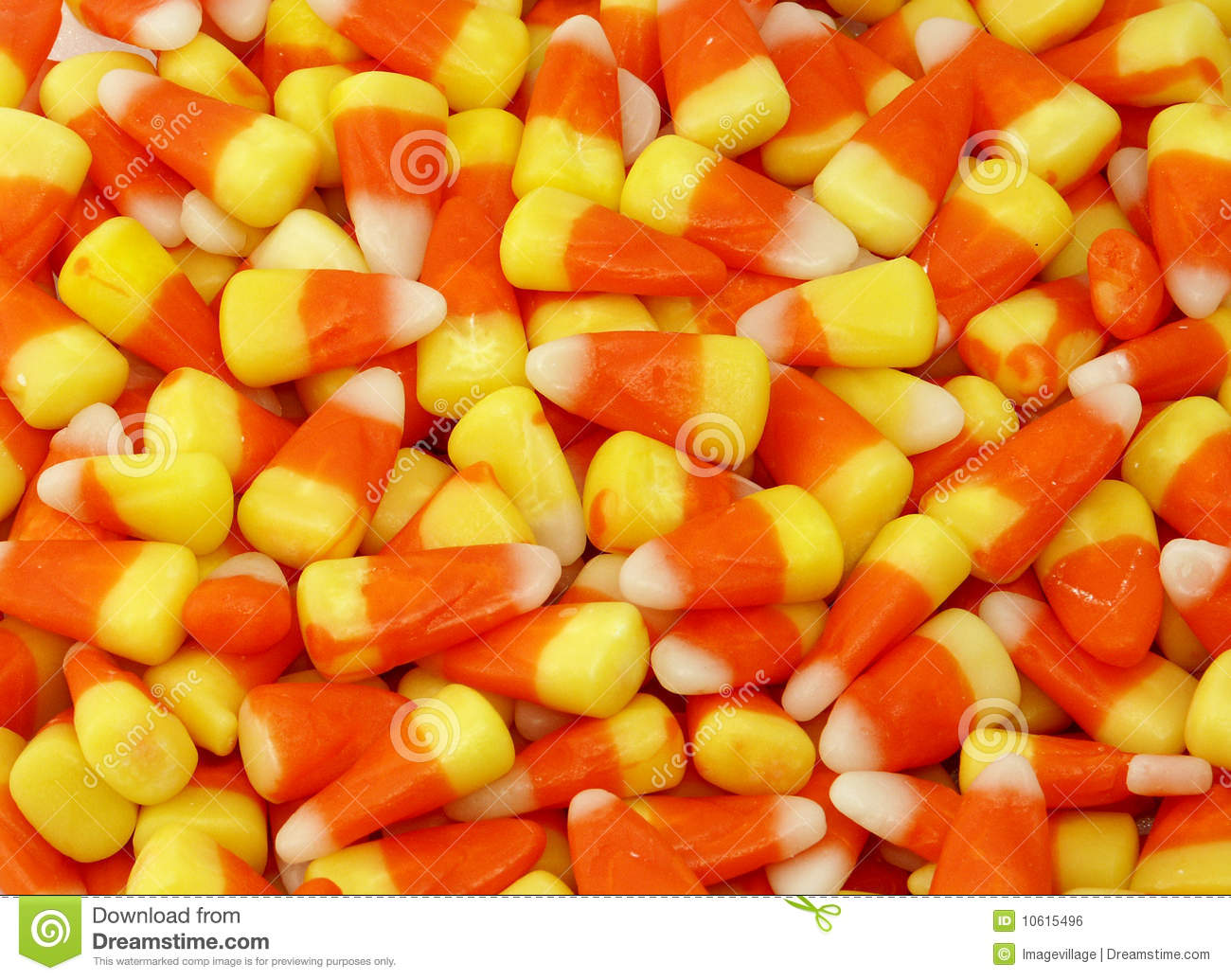 Candy Corn Background ...