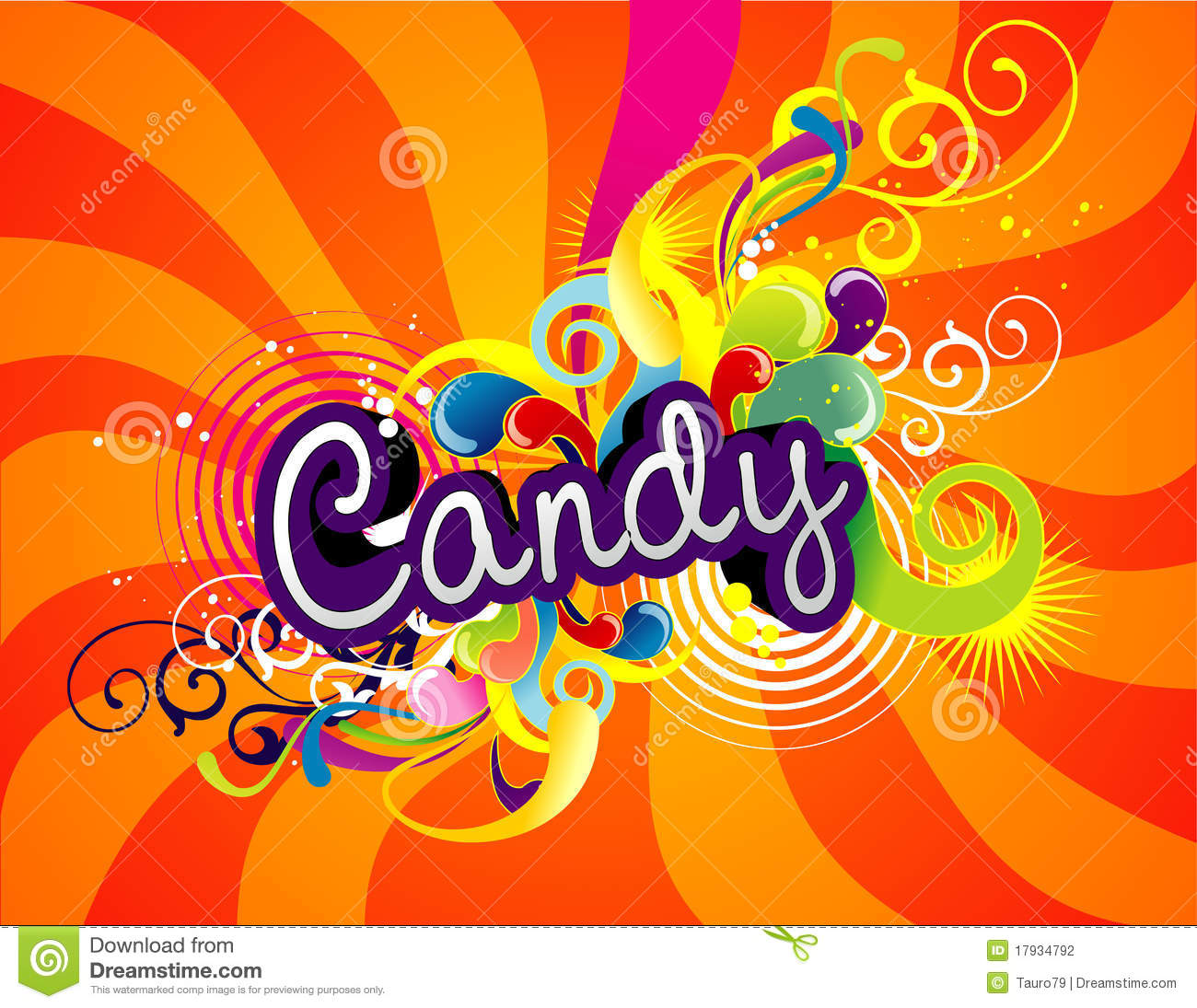 candy design stock vector illustration of illustration 17934792