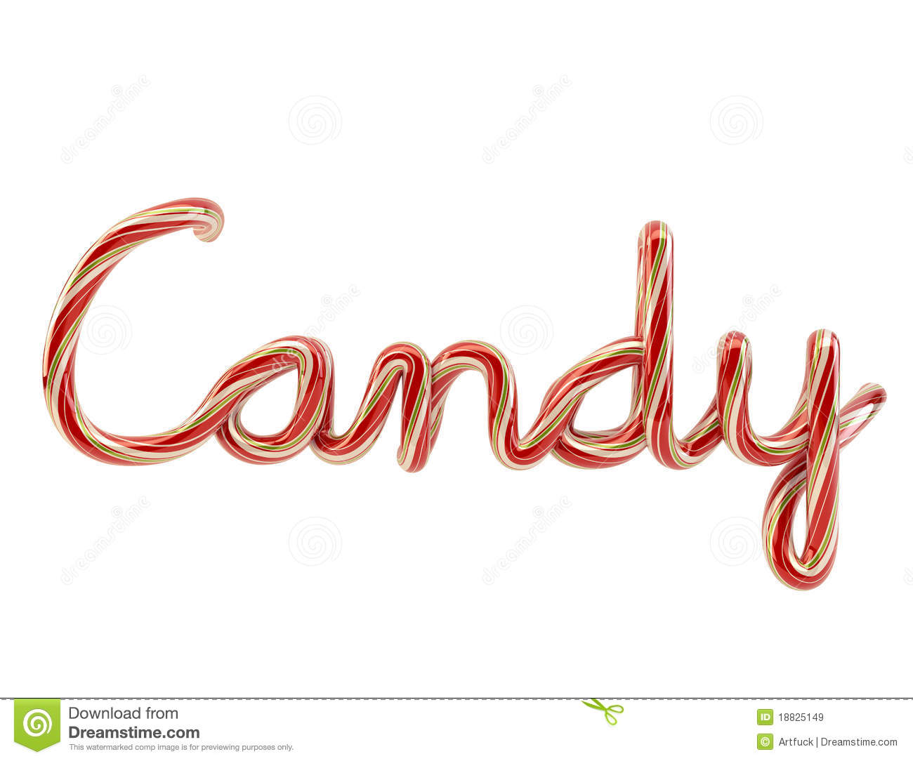 Candy font stock image  Image of lolipop, isolated, chocolate - 18825149