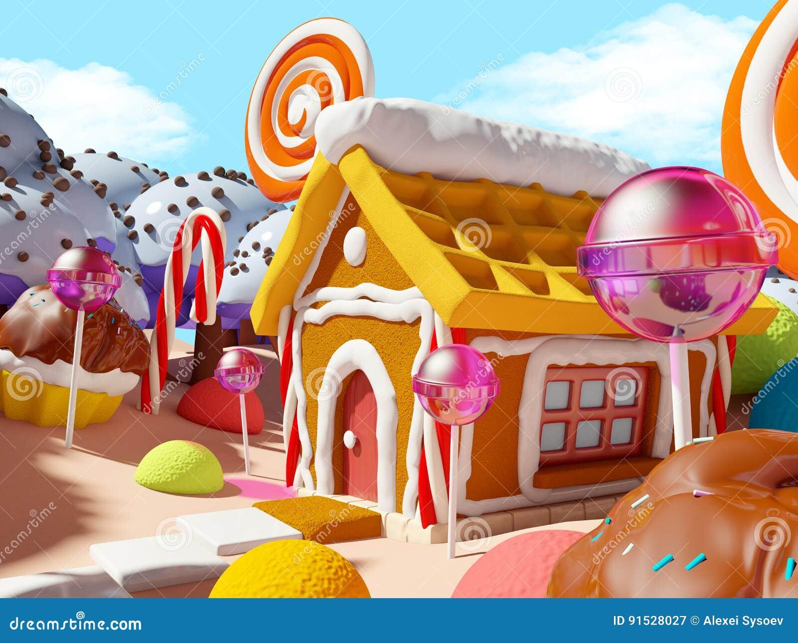 Lollipop cream scene 7
