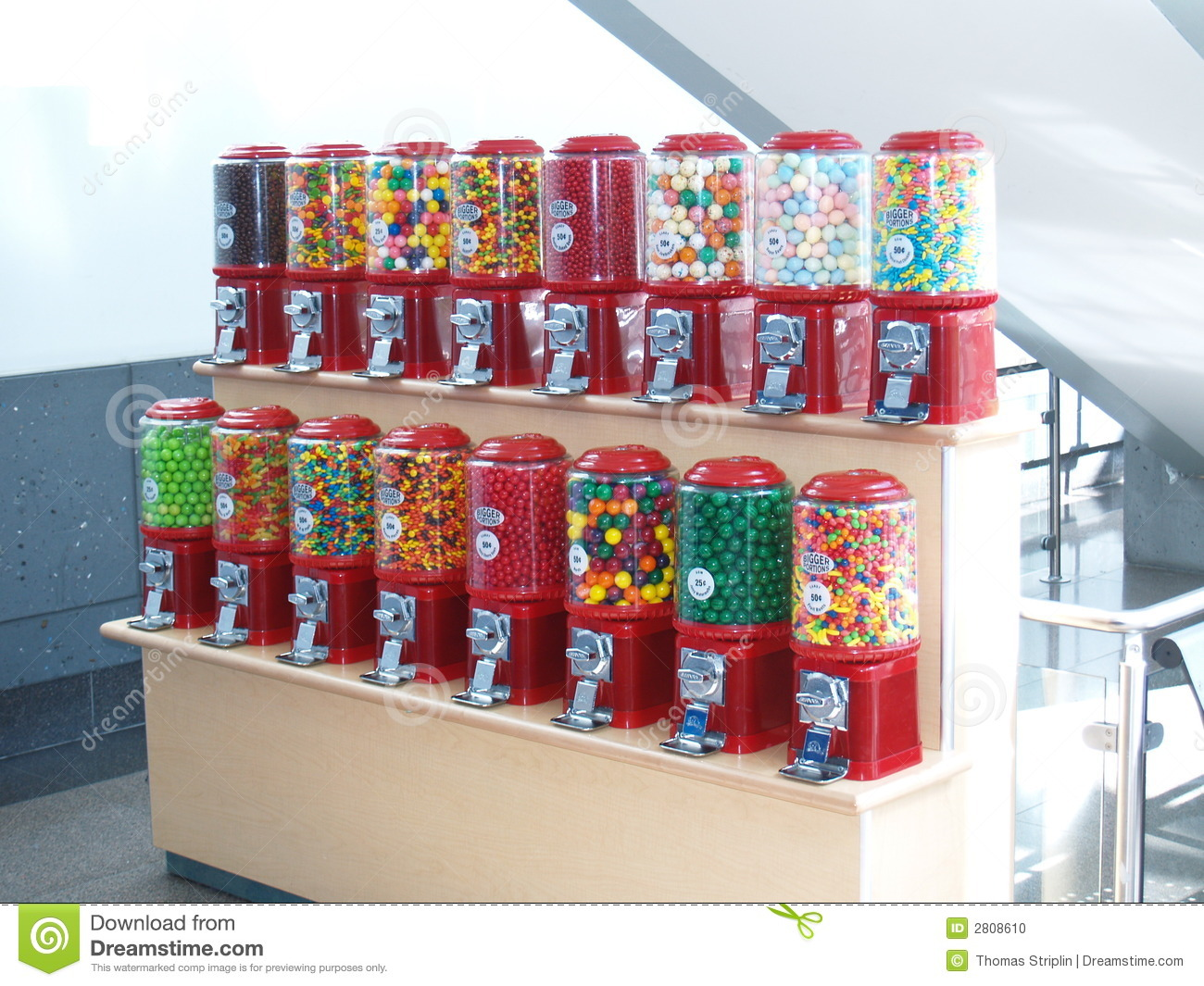 Candy Machines Stock Photo Image 2808610 : candy machines 2808610 from www.dreamstime.com size 1300 x 1065 jpeg 395kB