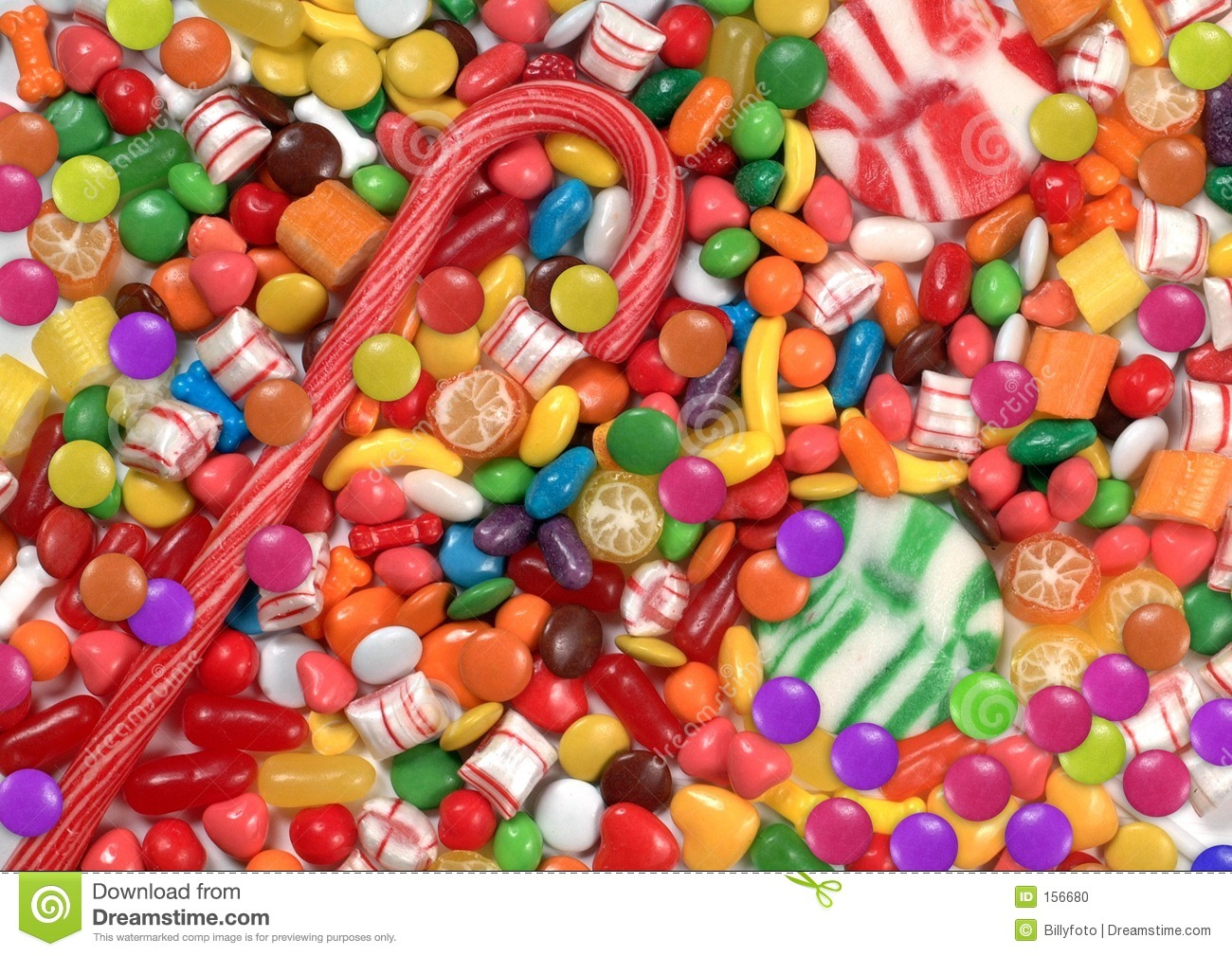 candy and more