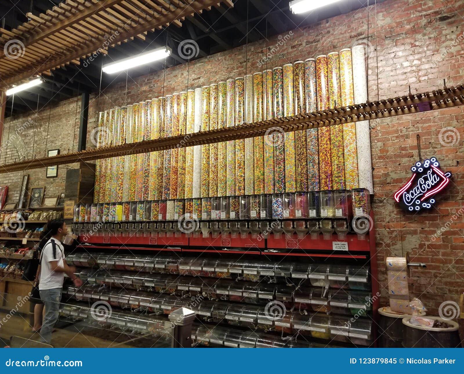 Candy Shop editorial image  Image of nashville, large