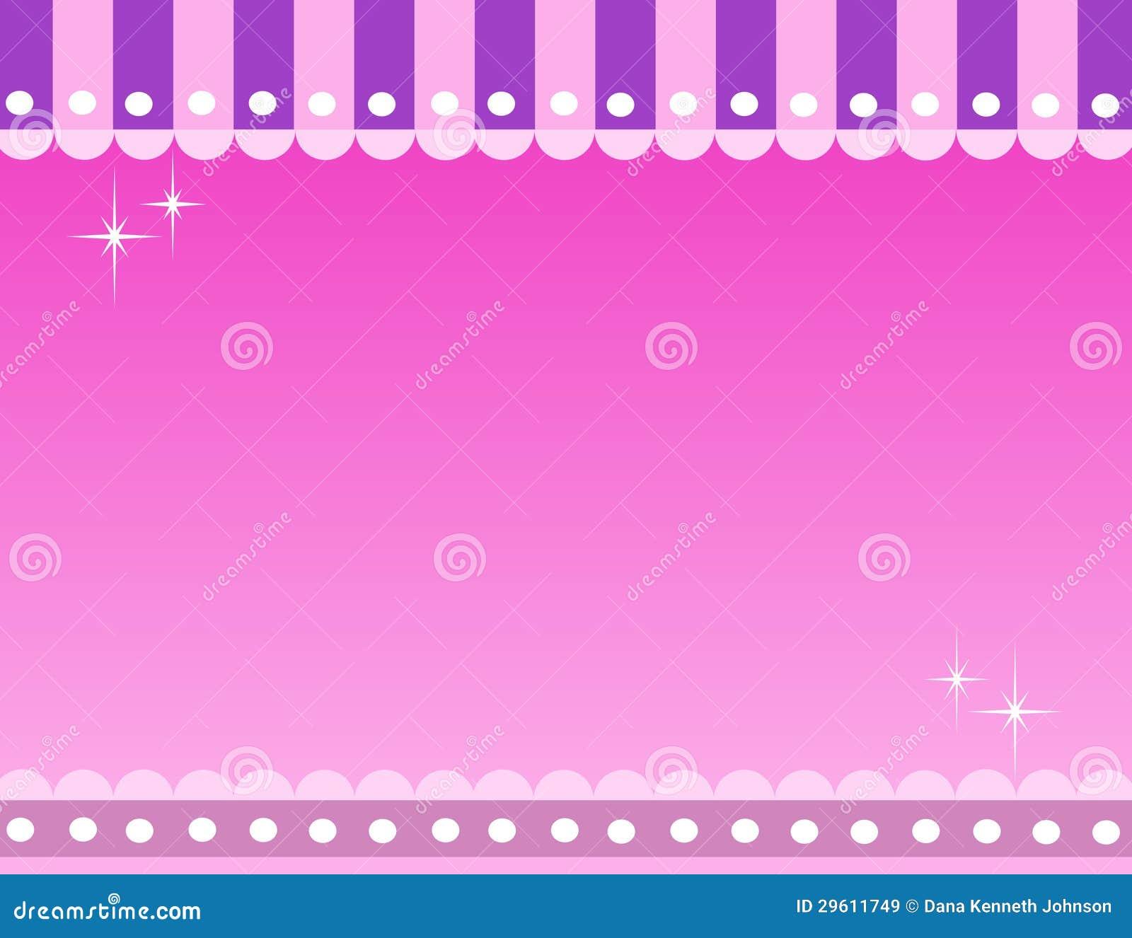Candy Shoppe Background Royalty Free Stock Images Image