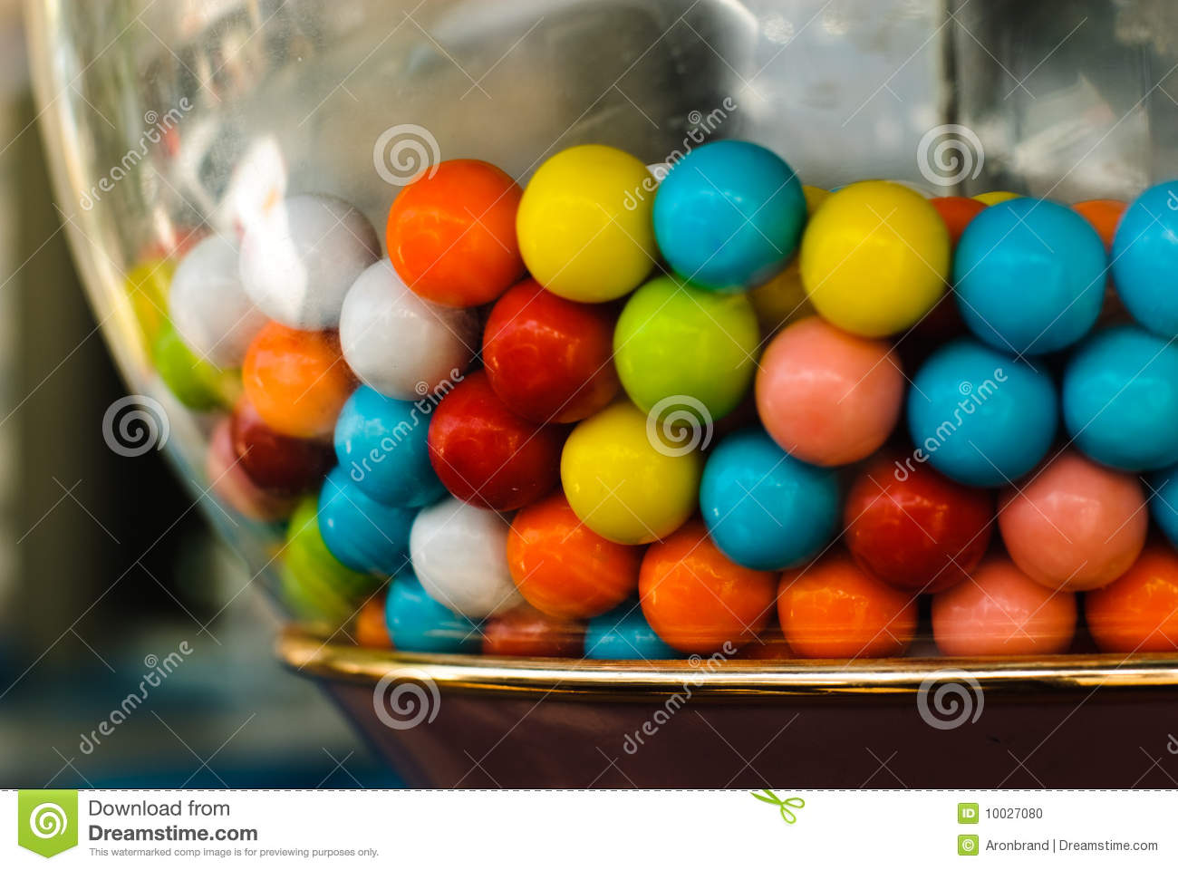 candy placement position plan