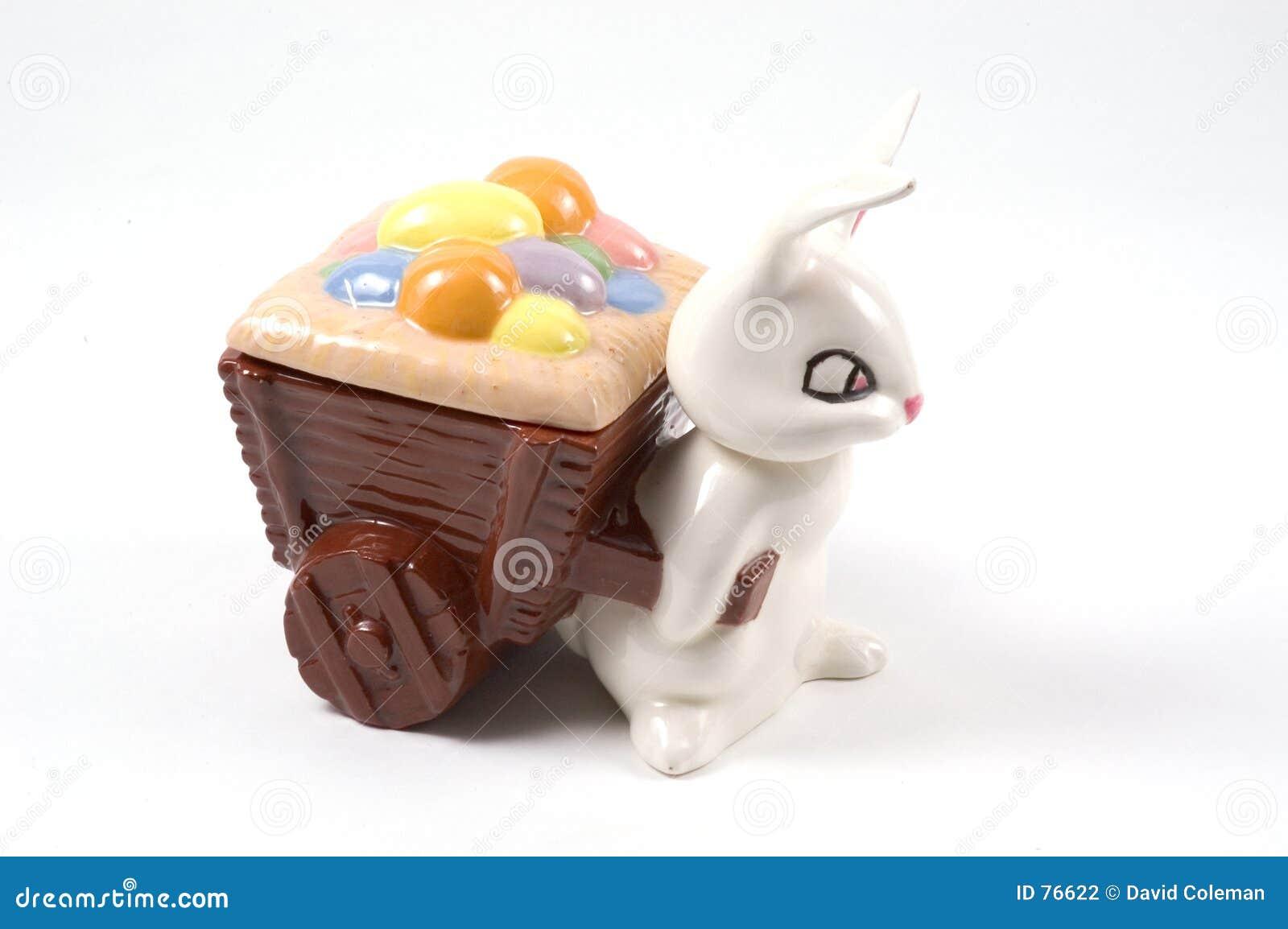 Candy Wielkanoc statku