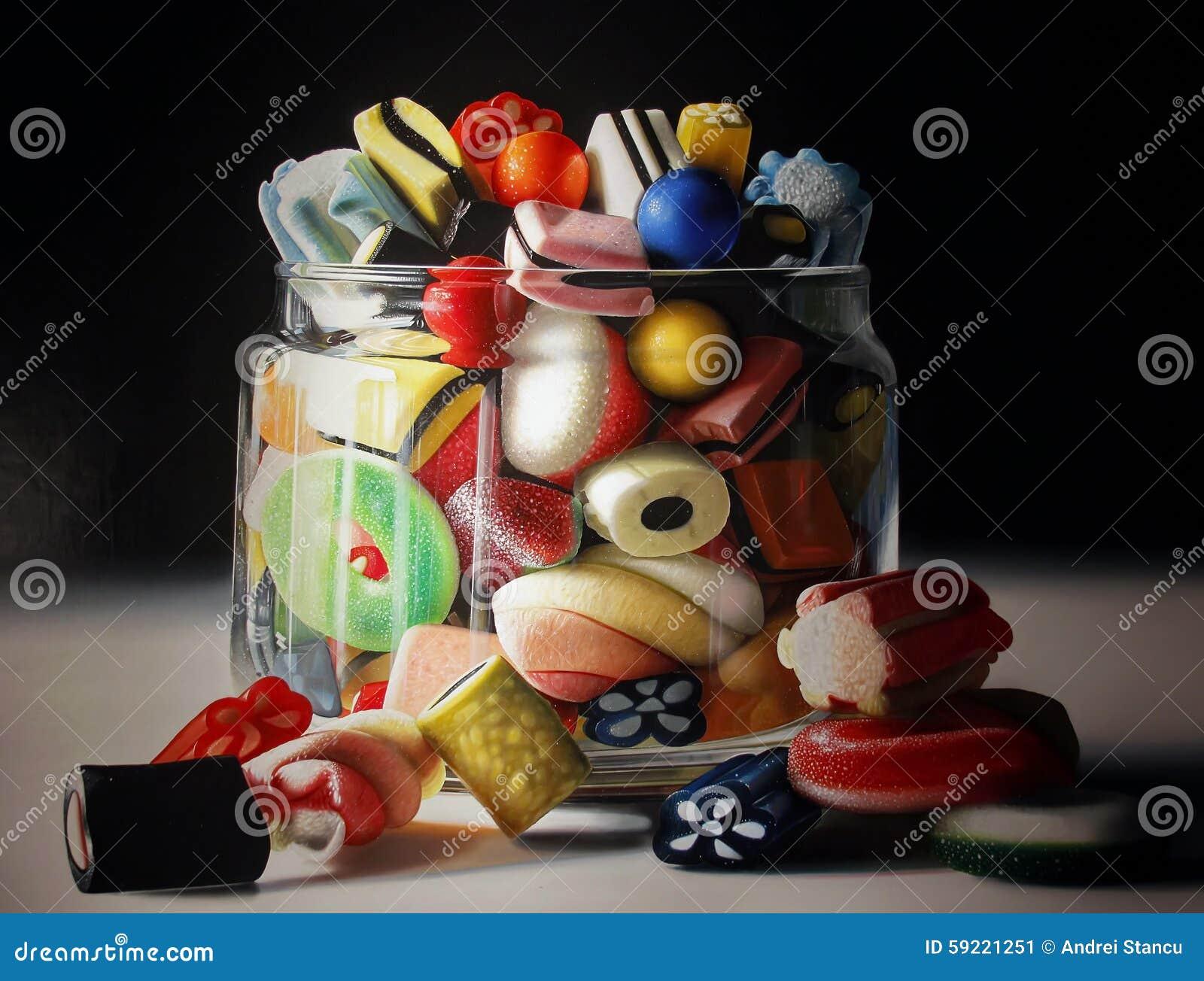 Candys dolci colorati