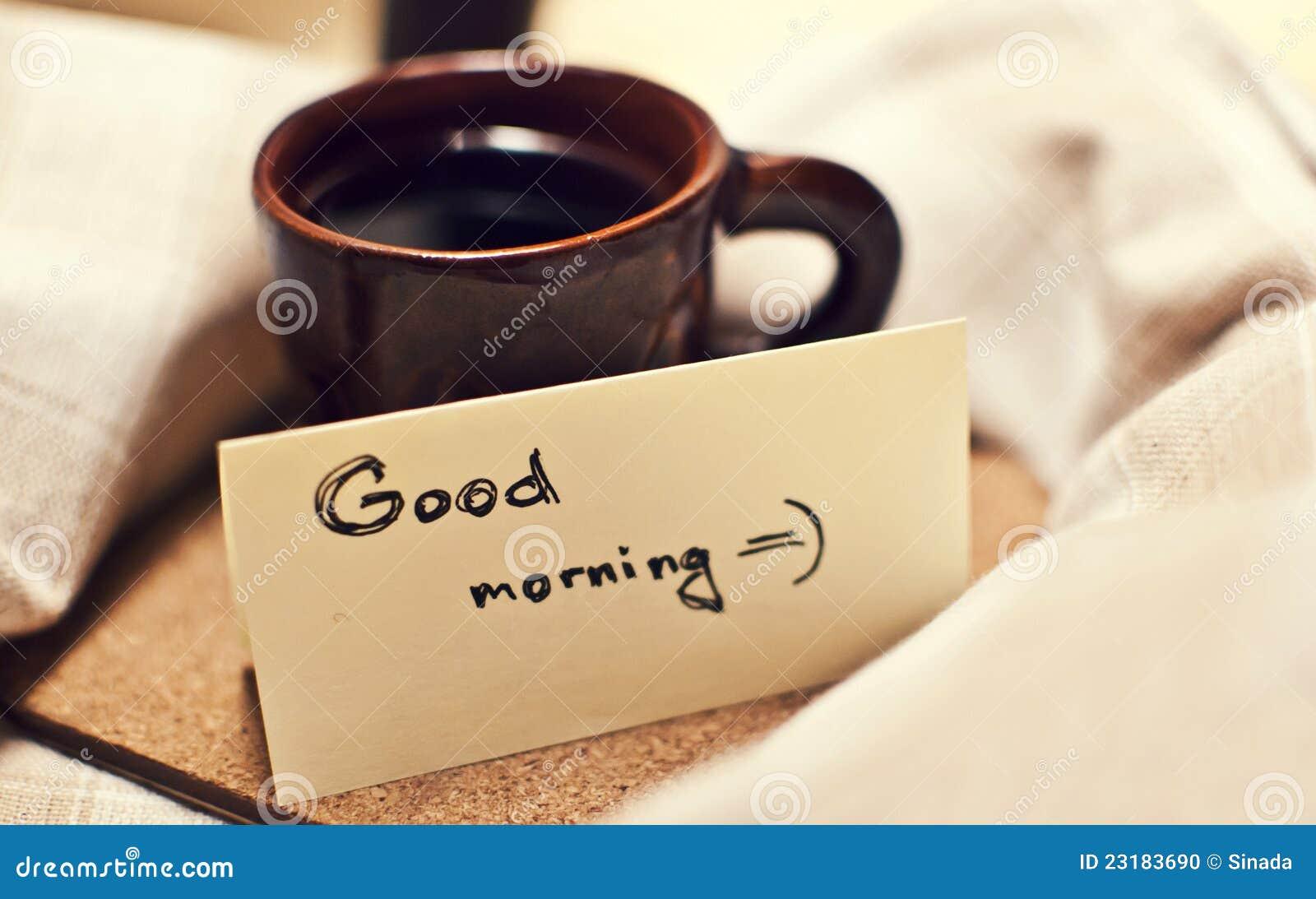 Caneca da manhã de coffee2