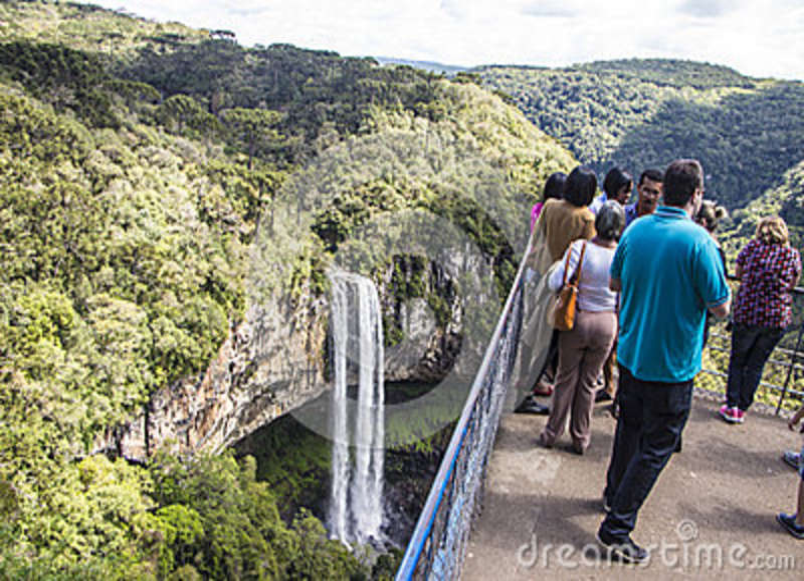 Canela - Rio Grande doe Sul - Brazilië