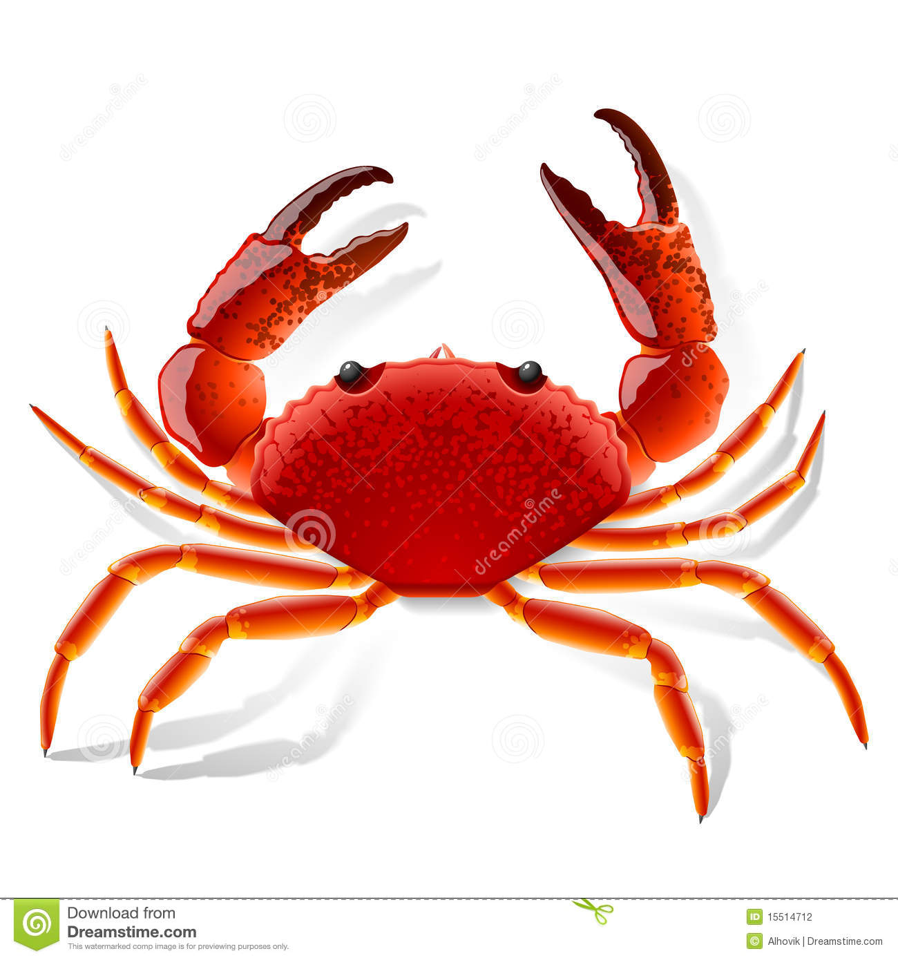 Crab Painting Images