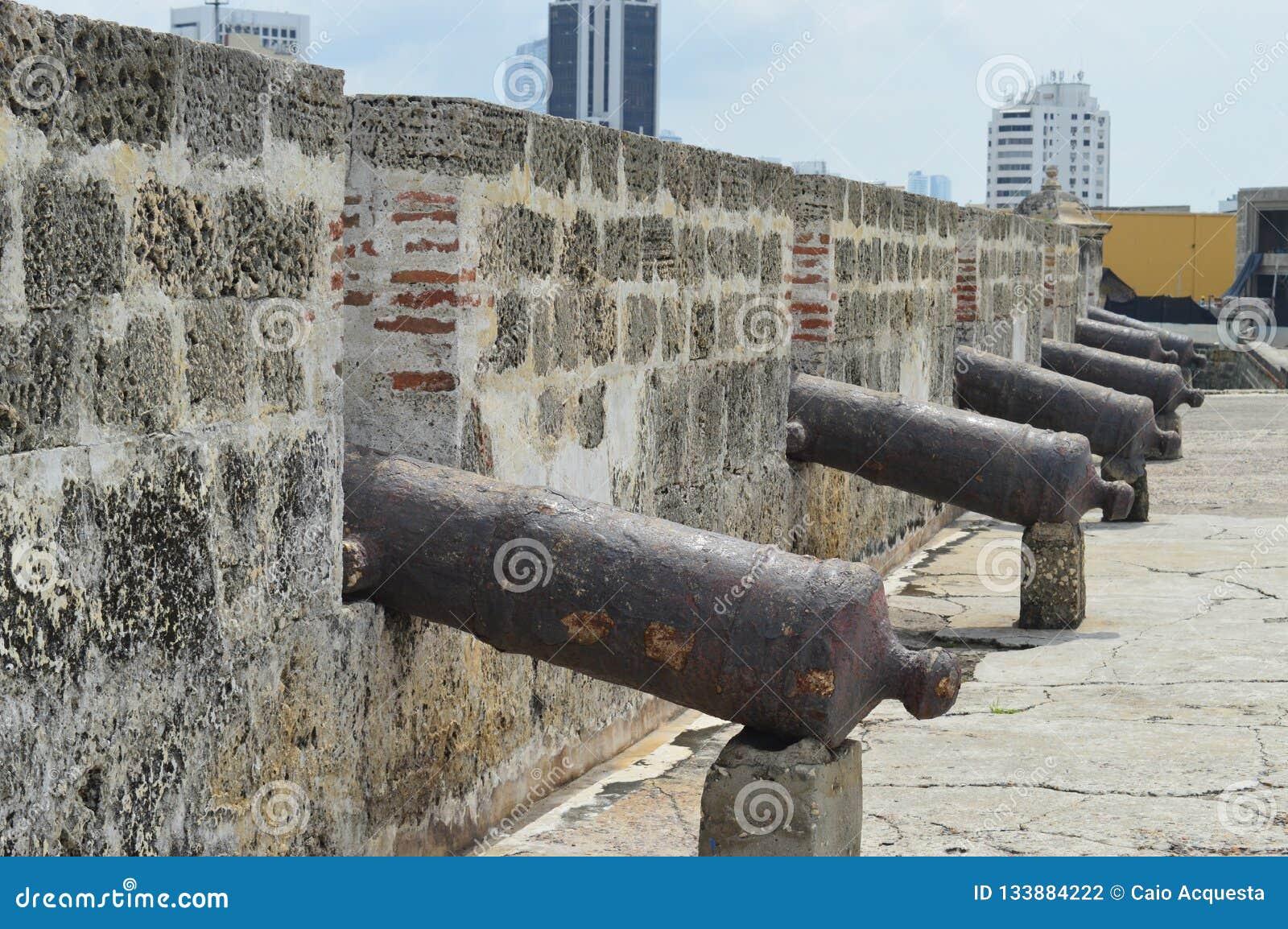 Canhões de cartagena