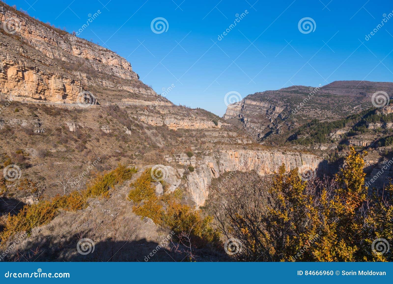 Canion Rio Leza