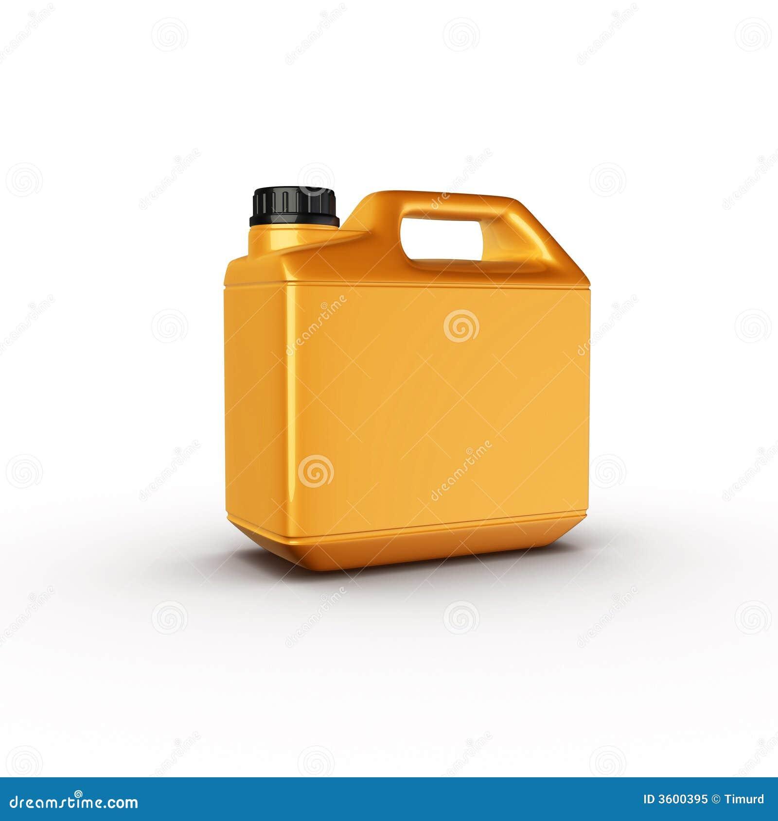 Canister motor oil bottle royalty free stock photo for Motor oil plastic bottle manufacturer