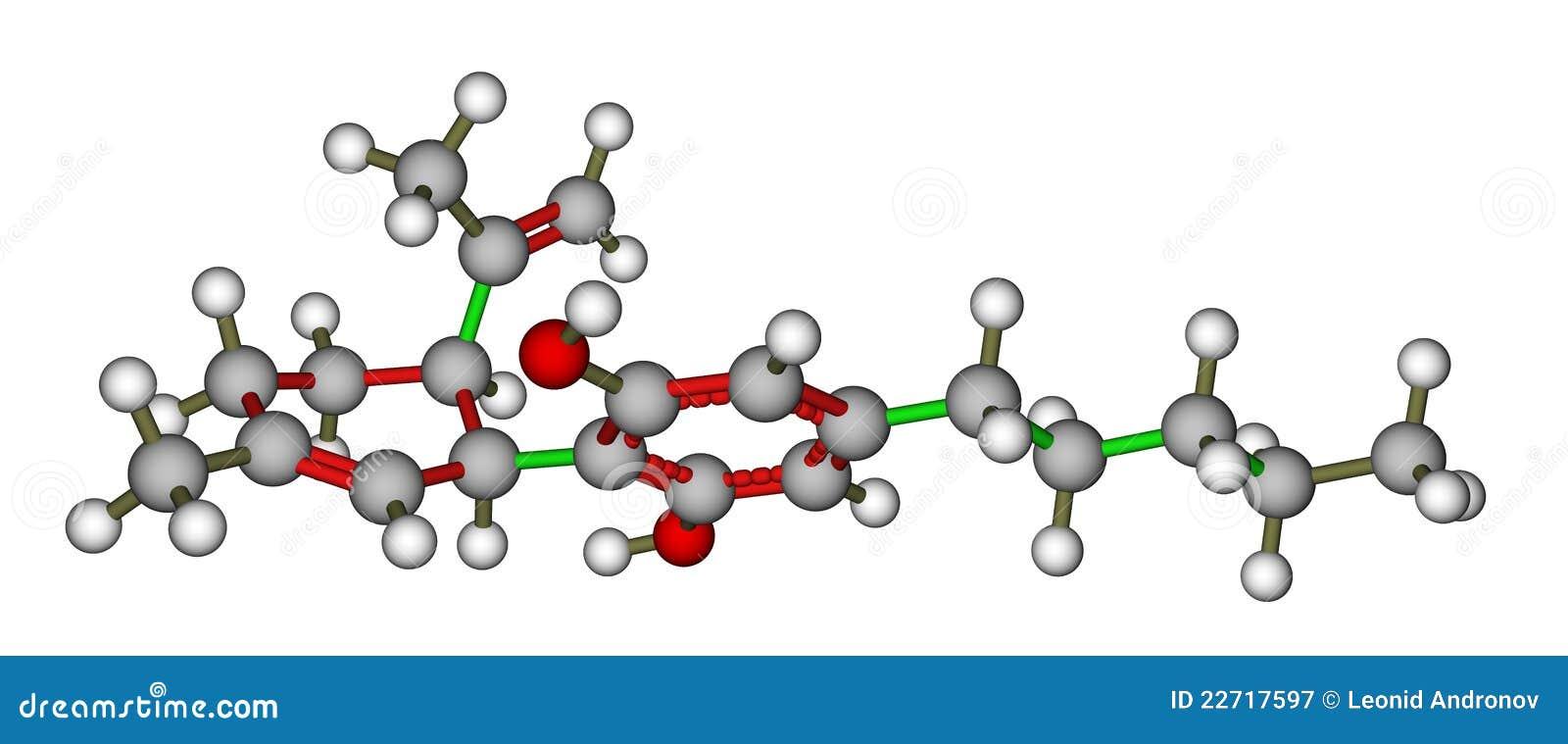 The Molecule Of Cannab...