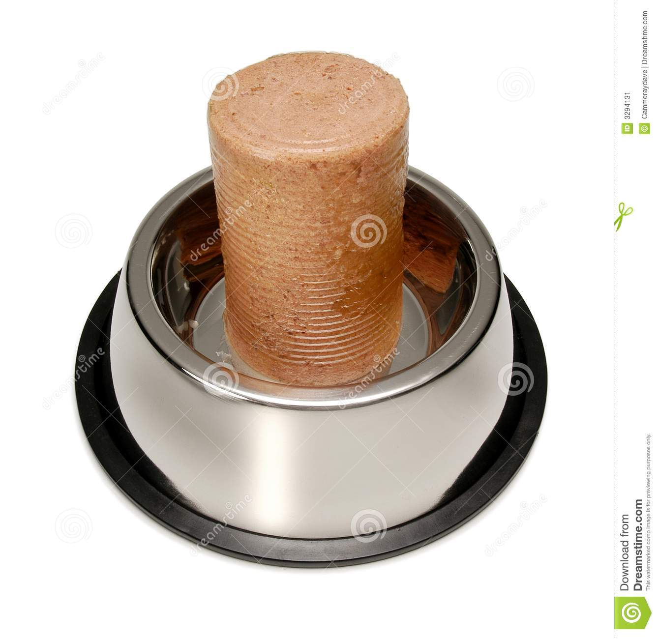 Canned Dog Food Bowl Stock Image - Image: 3294131 Relaxing Dog Music