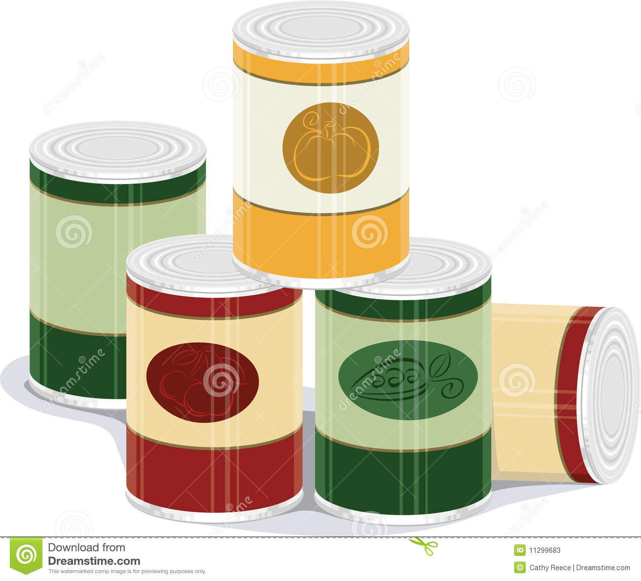 canned goods stock photos image 11299683 Law and Justice Clip Art Scales of Justice Symbol