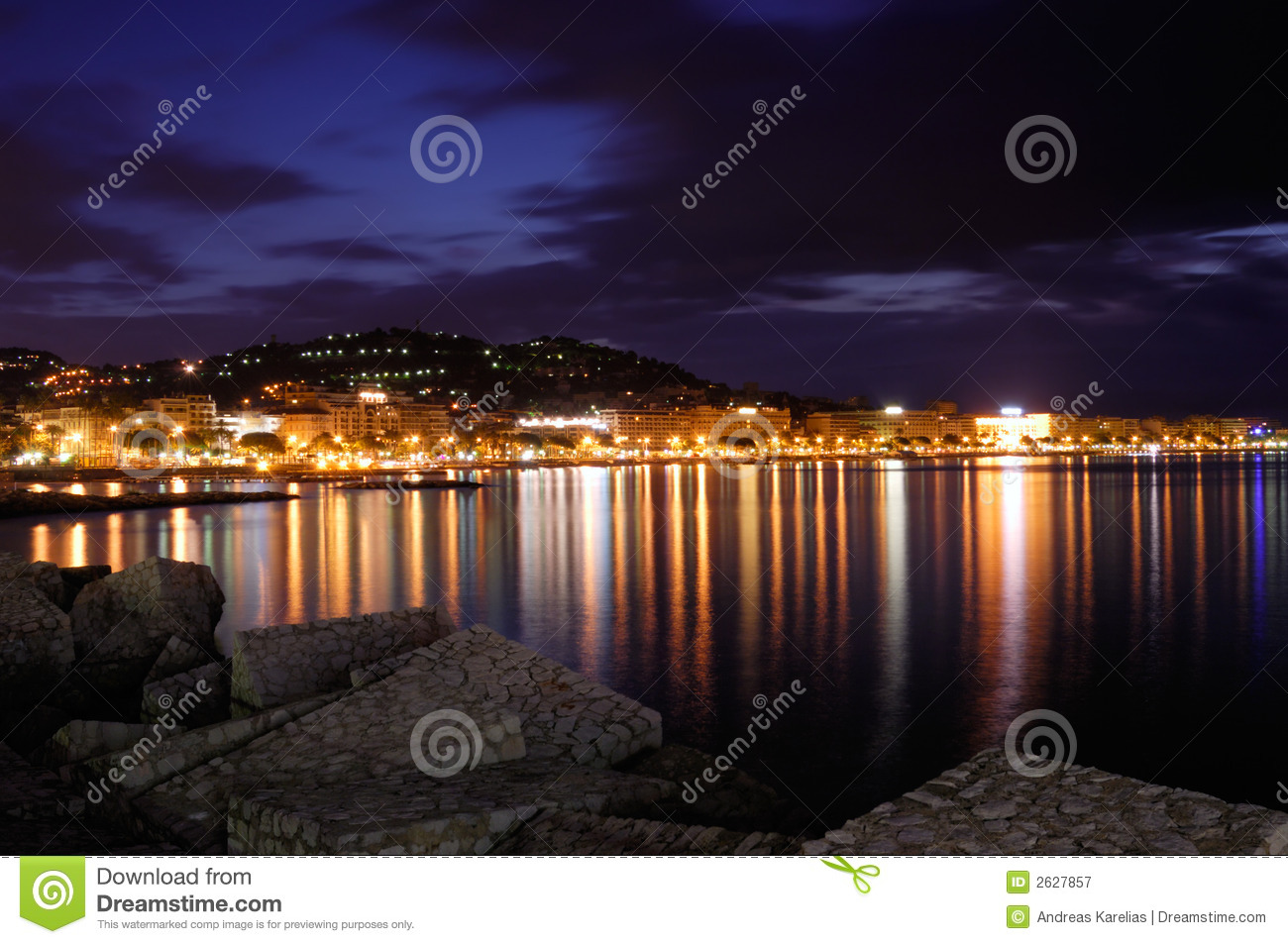 Cannes city france
