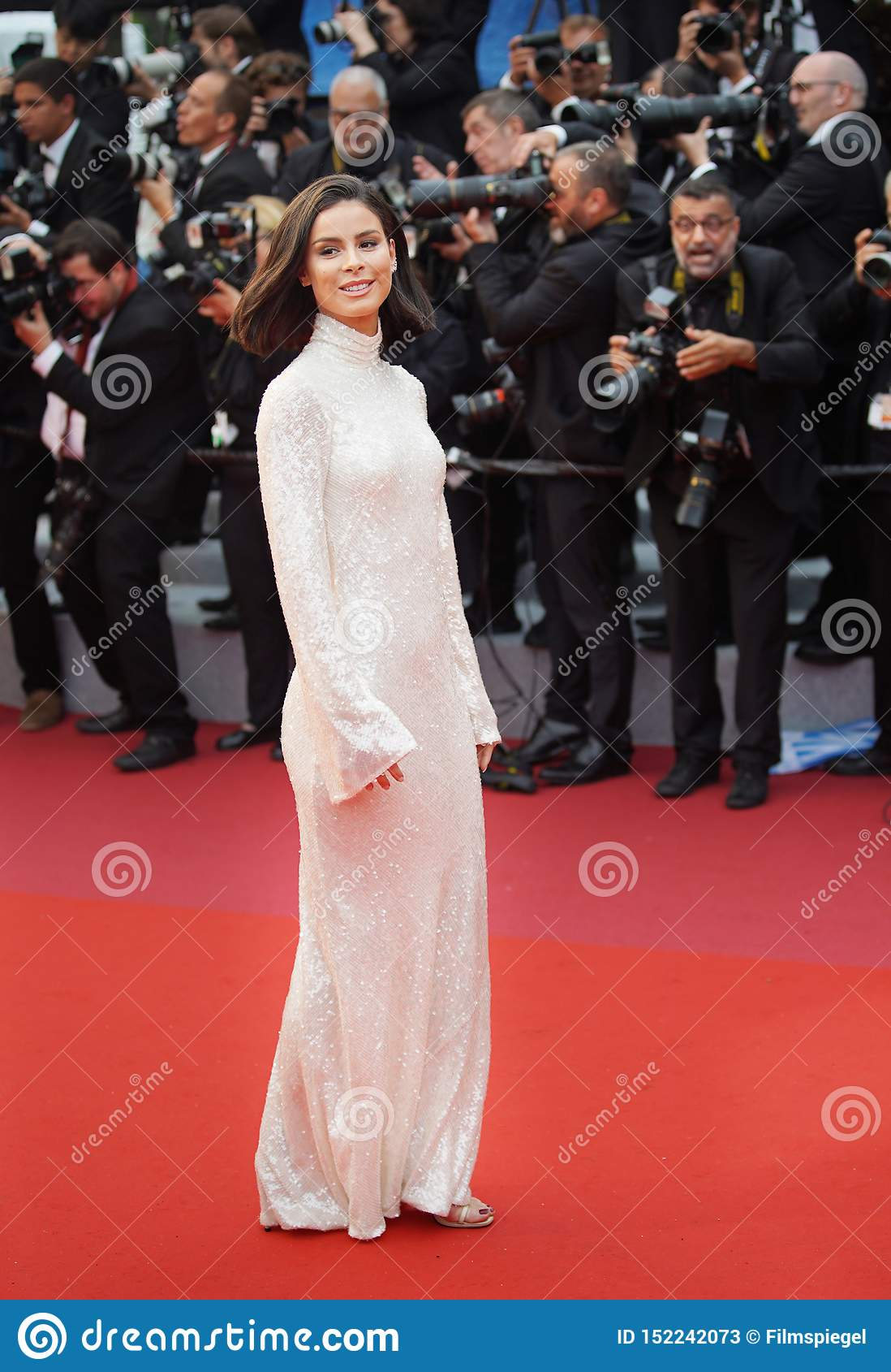Lena Meyer Landrut At The Gala Premiere Editorial Stock Photo Image Of Premiere Celebrity 152242073