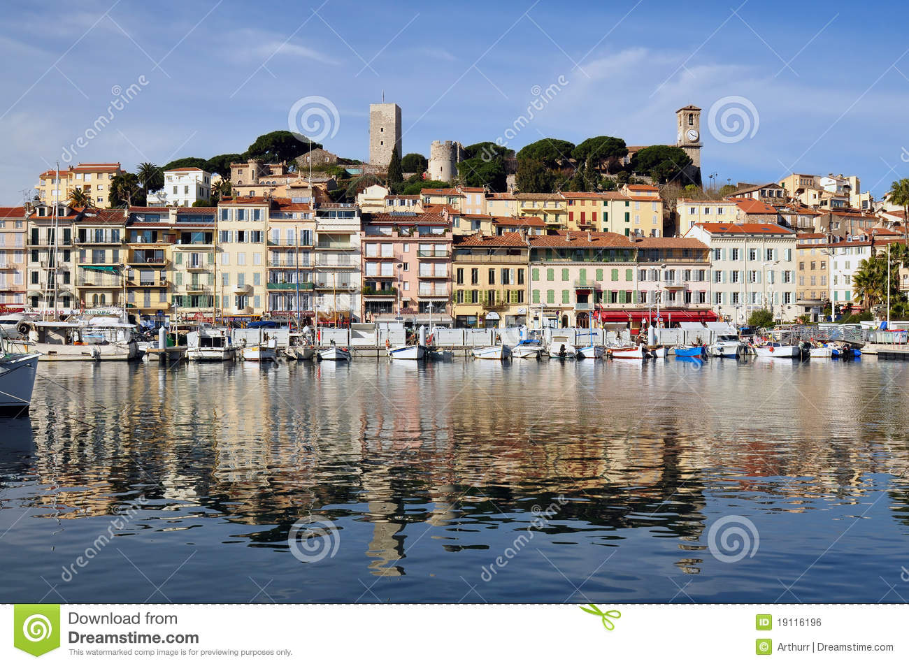 Cannes, Franch Riviera