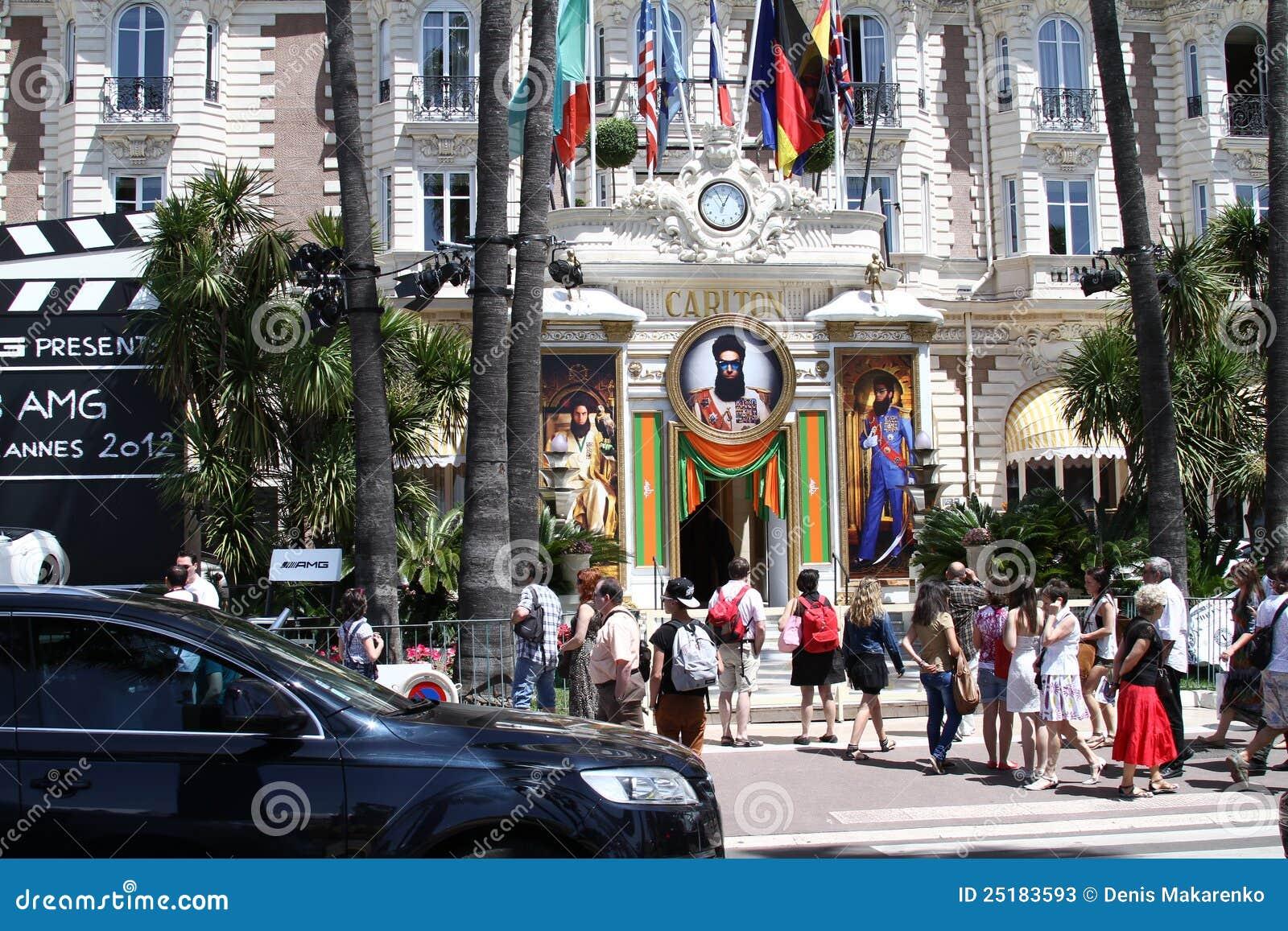 Cannes. Hôtel Carlton