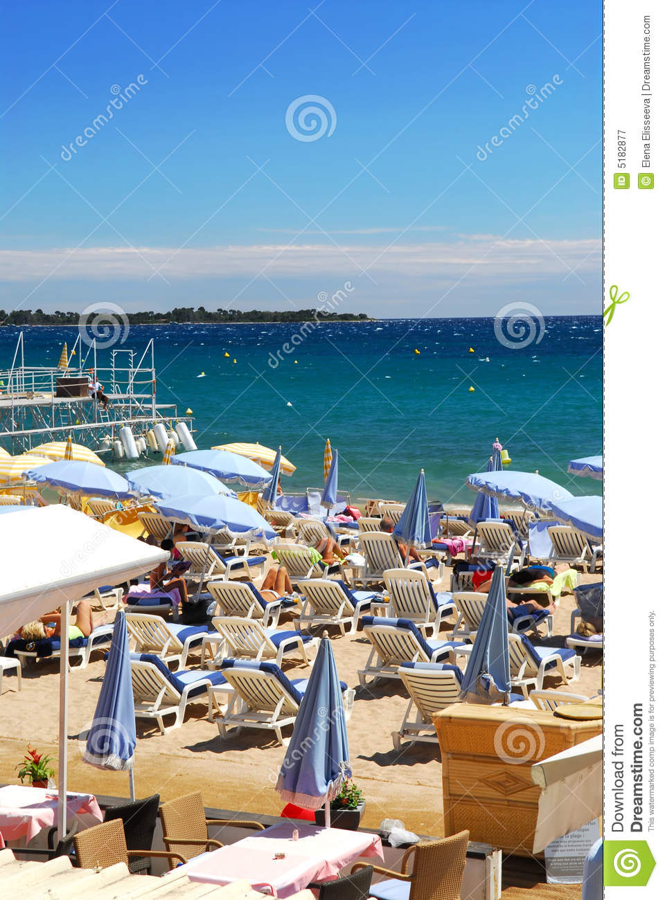Cannes plażowy France