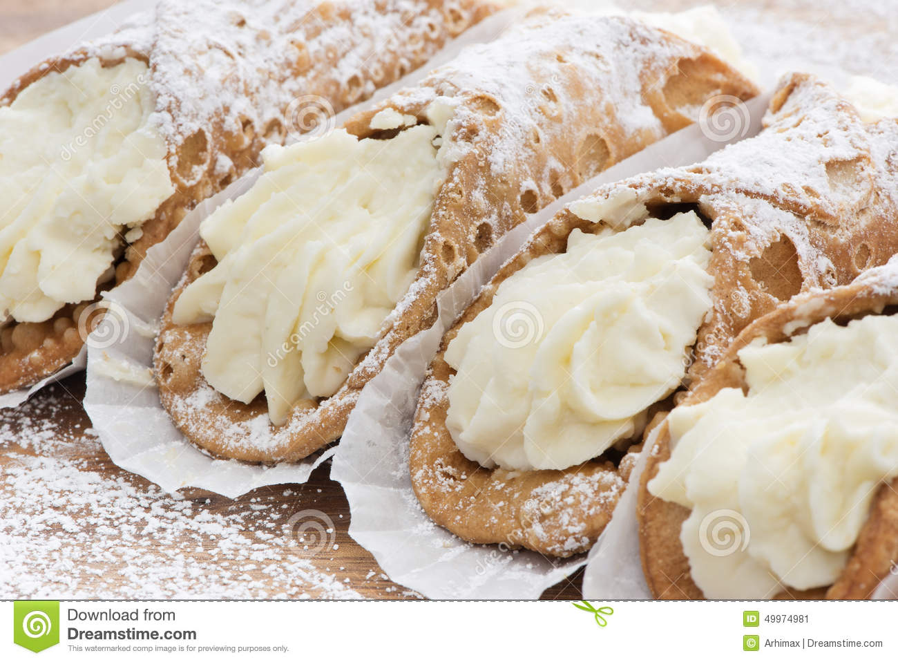 how to make cannoli cream thicker