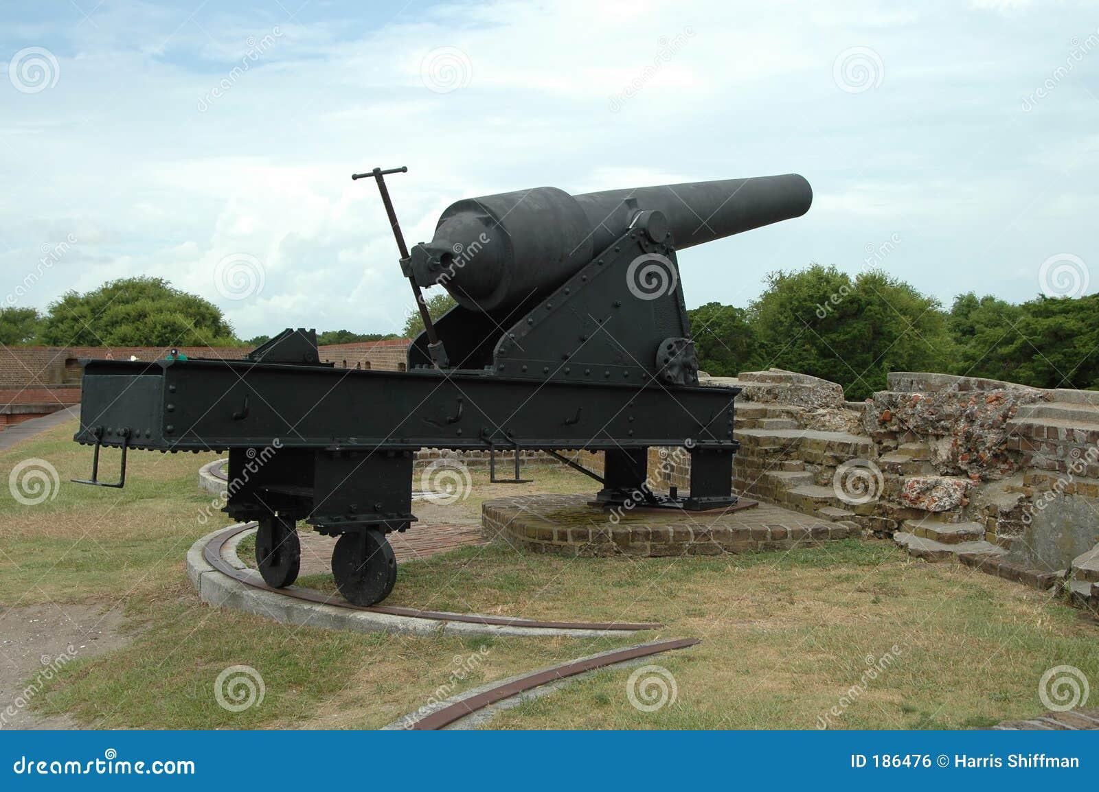 Cannone di guerra civile