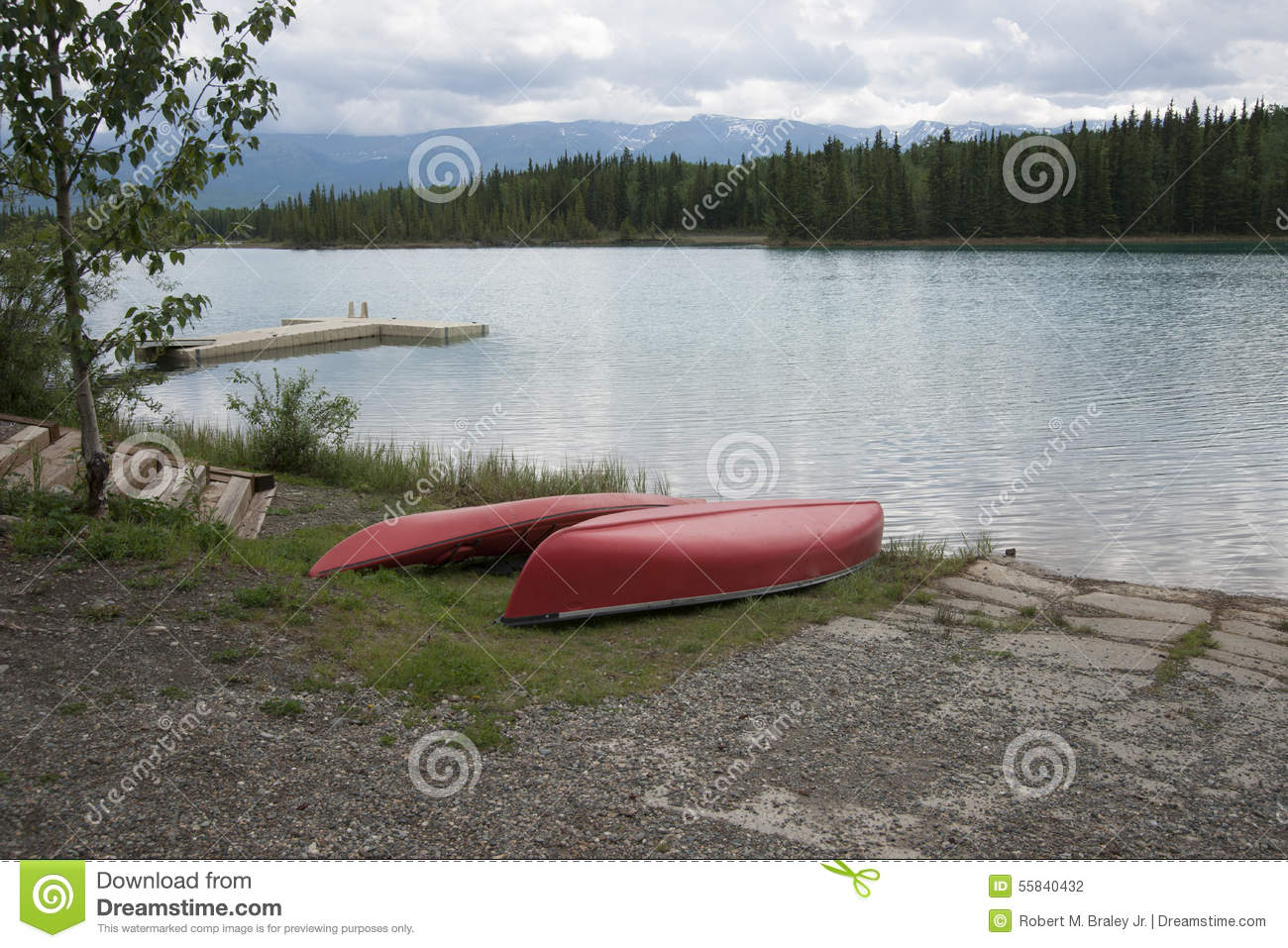 Download Canoe Kayak Lake Boat Launch Stock Photo - Image of boya, beach: 55840432