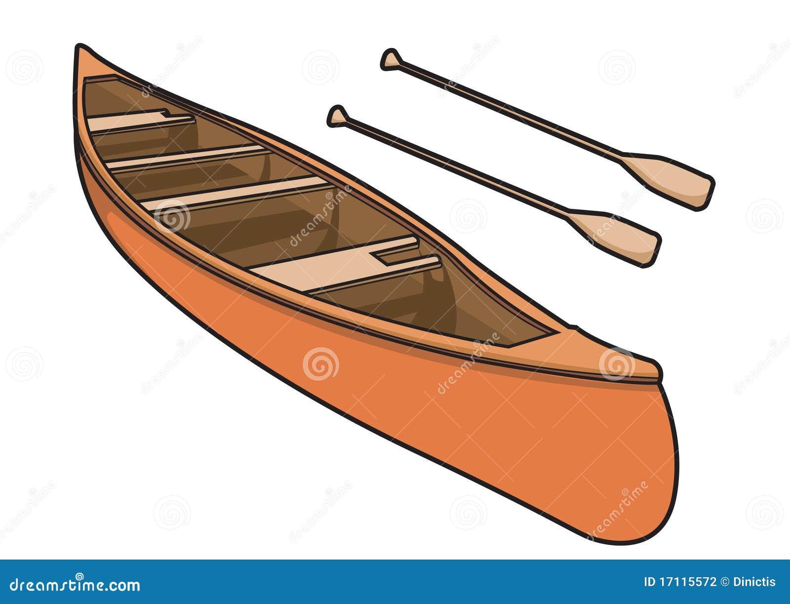 как нарисовать лодку с веслами