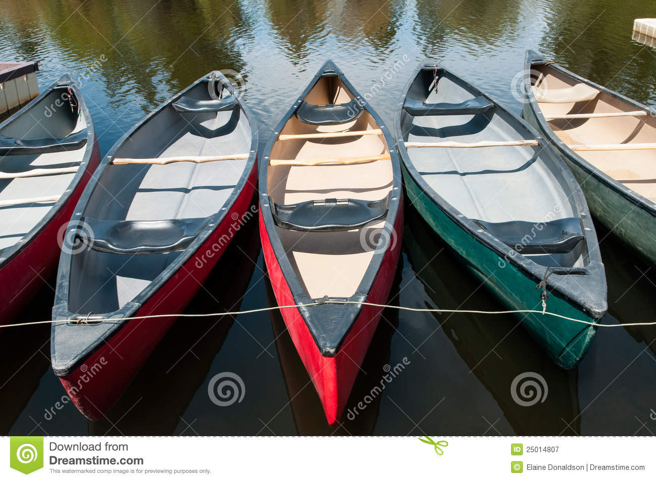 Canoes старо