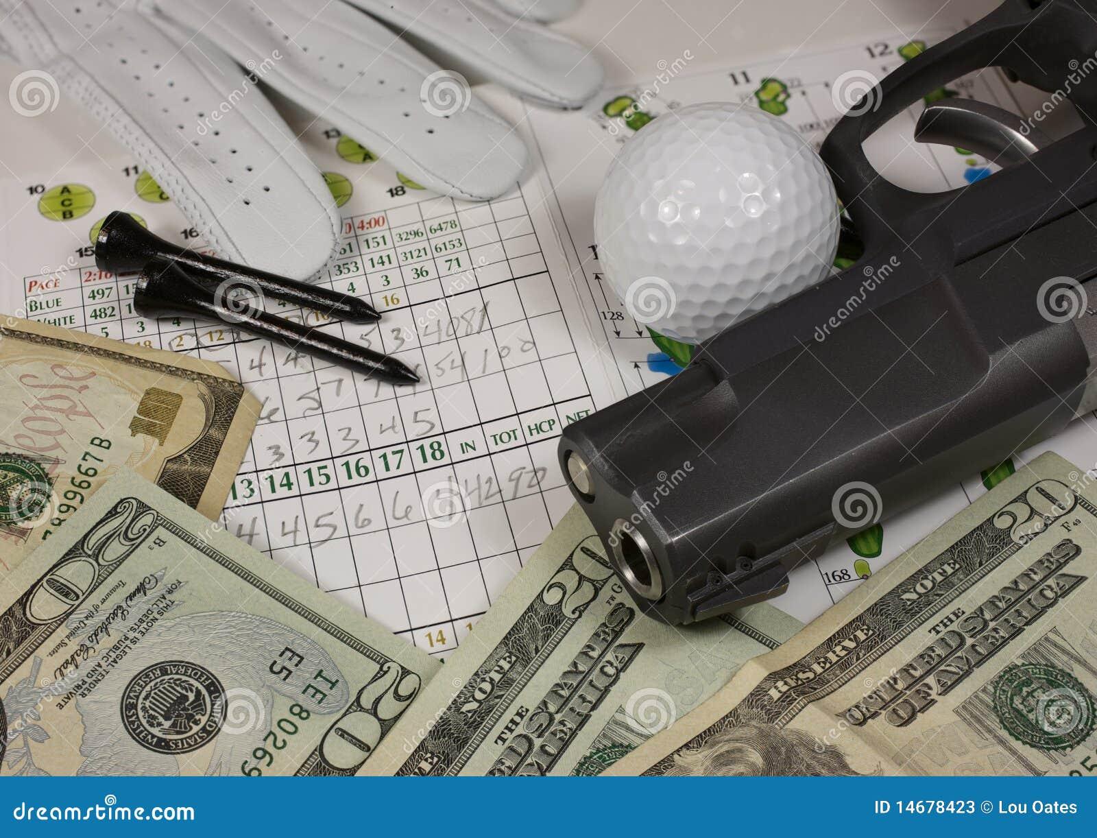 Canon de golf
