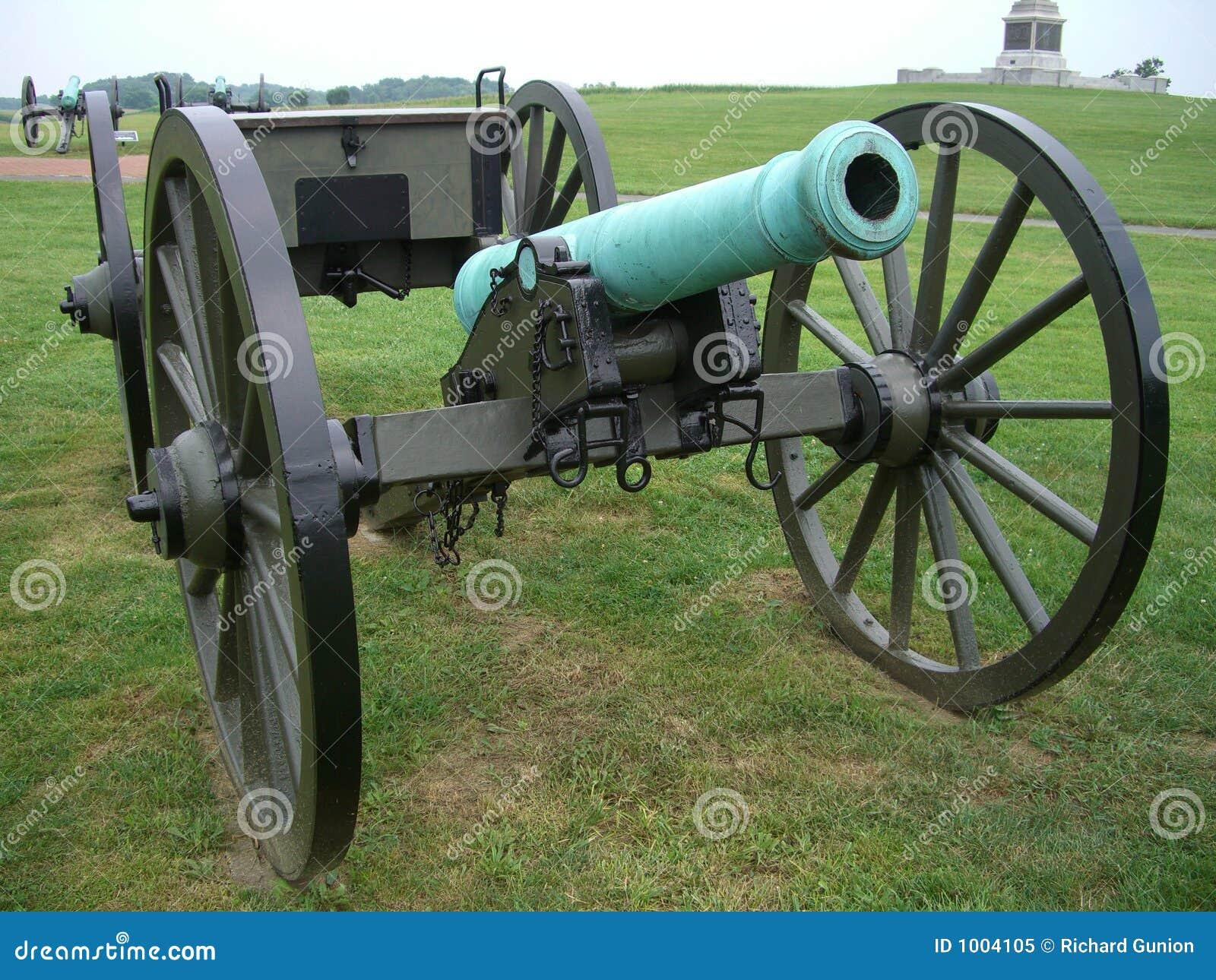 De guerre civile au ch de bataille d'antietam dans le maryland. la