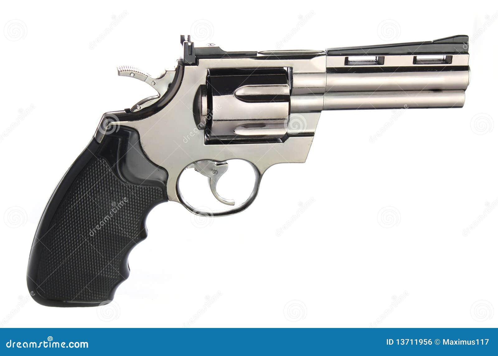 Canon de revolver