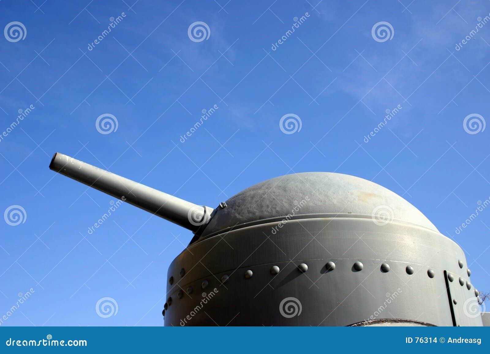 Canon de WWI